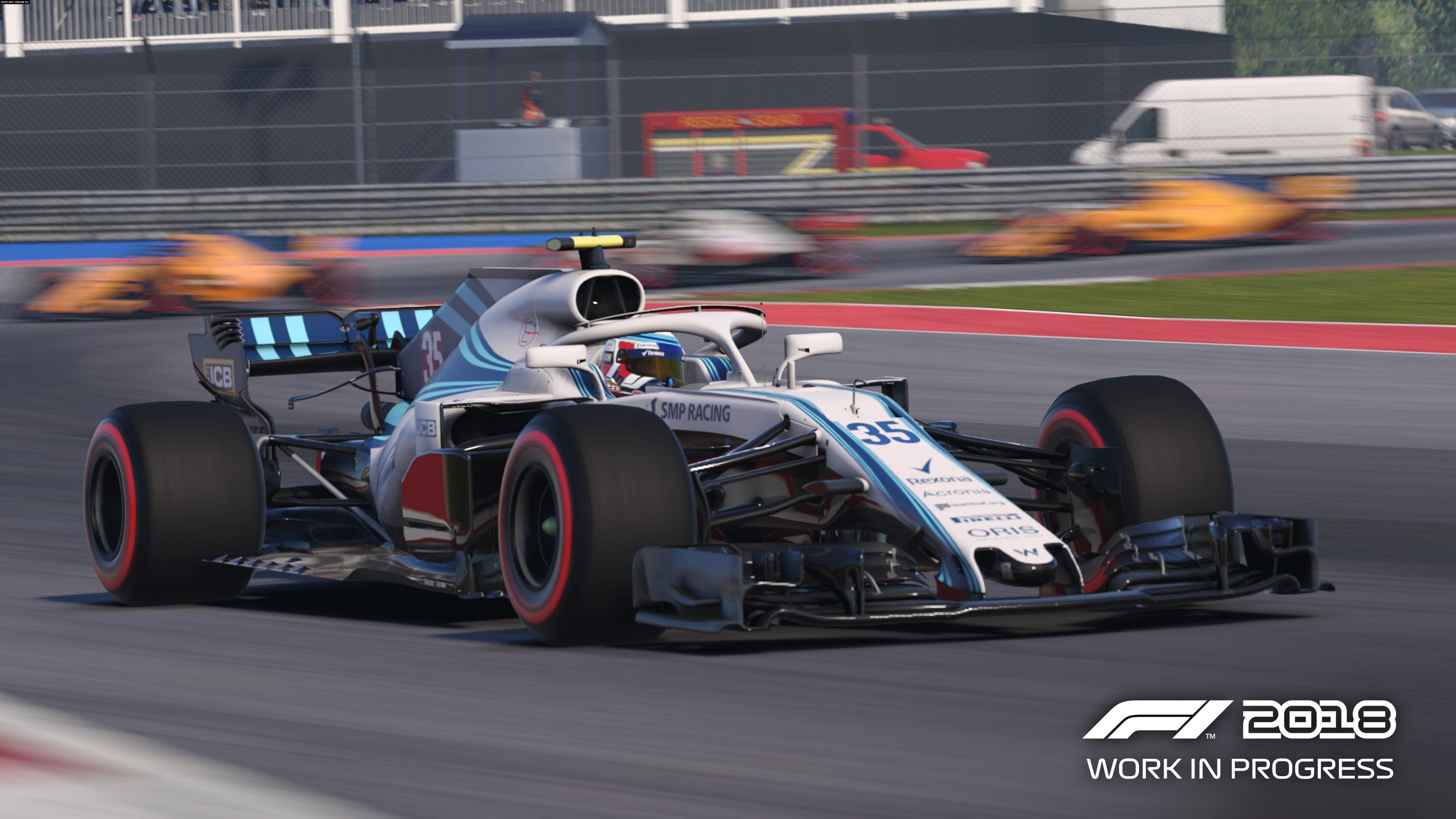 F1 2018 PC, PS4, XONE Games Image 24/38, Codemasters Software