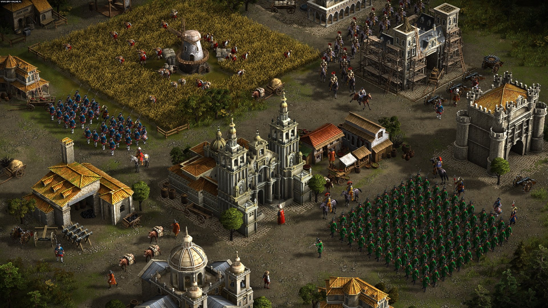 Cossacks 3 PC Games Image 4/20, GSC Game World, GSC World Publishing