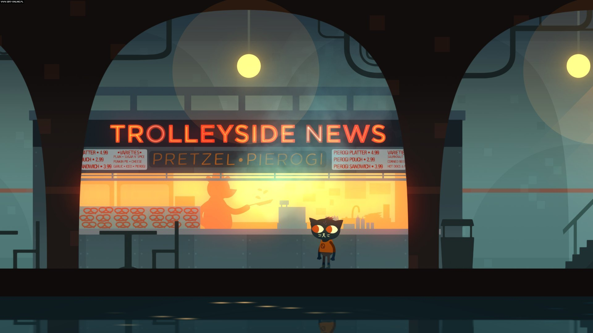 Night in the Woods PC, PS4 Games Image 2/8, Infinite Fall