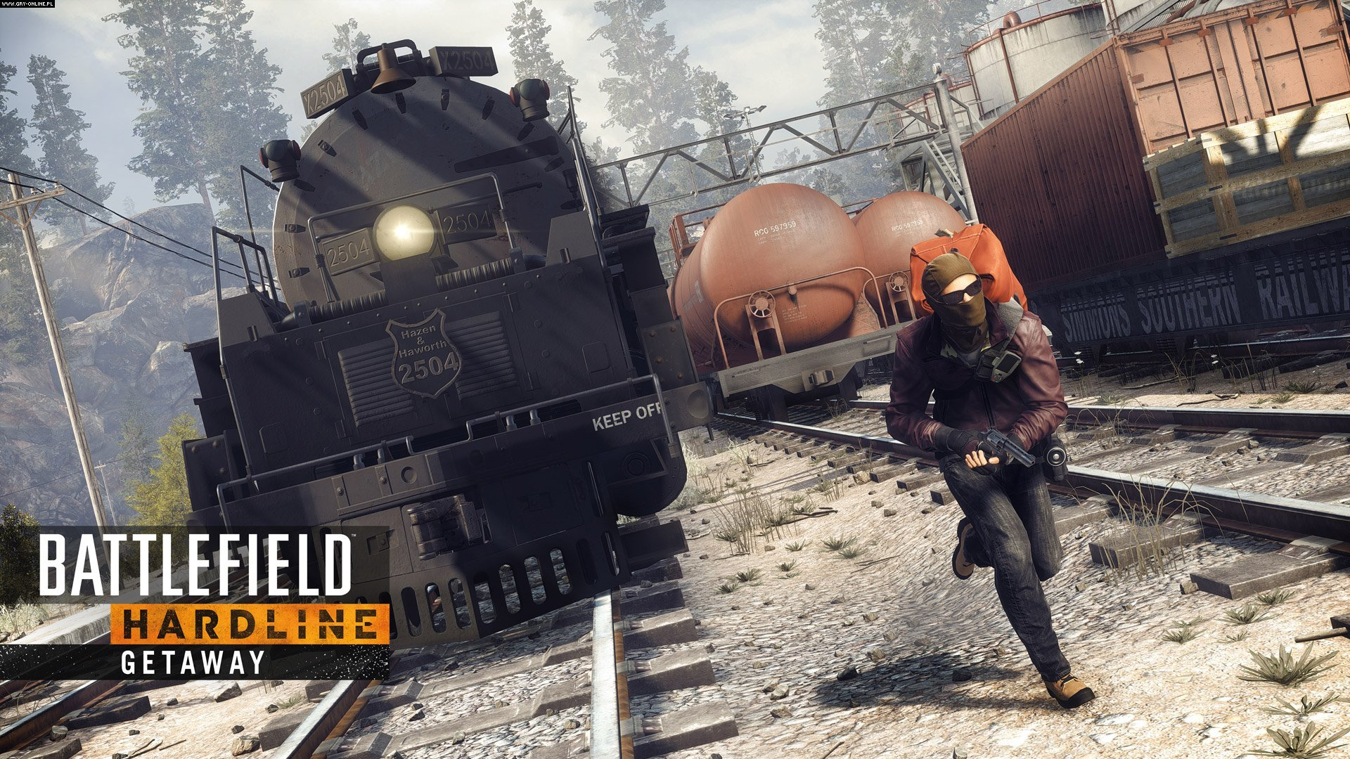 Battlefield Hardline: Getaway PC, X360, XONE, PS3, PS4 Games Image 2/3, Electronic Arts Inc.