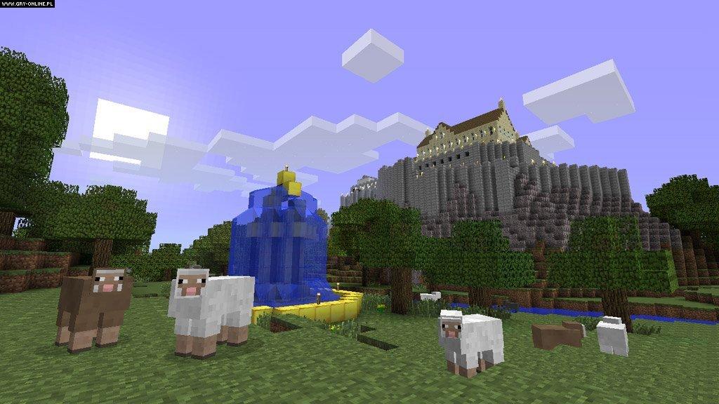Minecraft (gra) - screen 32/54, Obrazki z gry, Zwierz�ta w Minecraft., zdj�cie z gry w wersji PC, inne, Mojang AB, FPP, sandbox, elementy RPG, multiplayer, indie, co-op, crafting - data publikacji: 2010-12-30 13:42:45 - gry-online.pl
