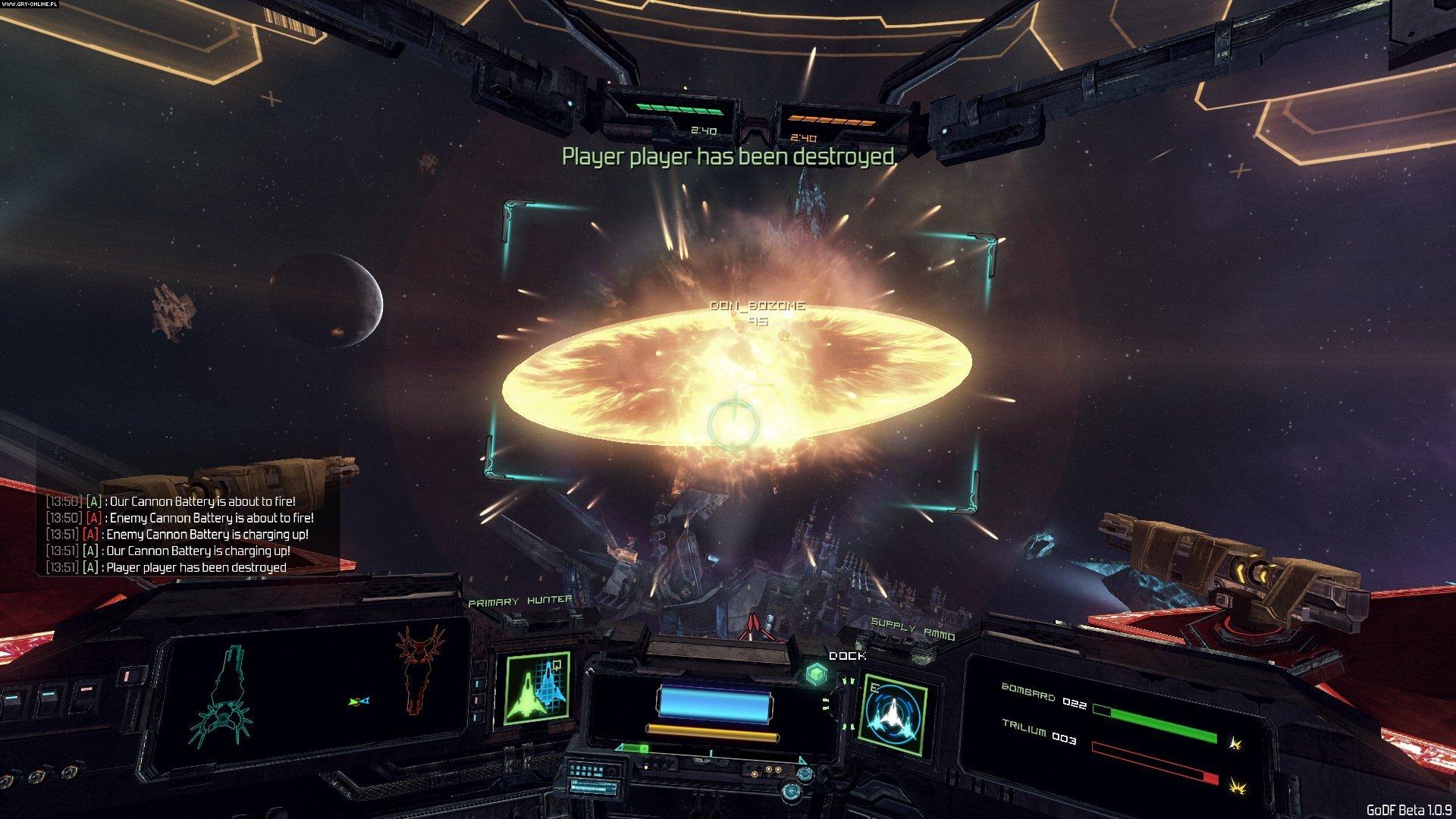 GoD Factory: Wingmen - screenshots gallery - screenshot 6/17