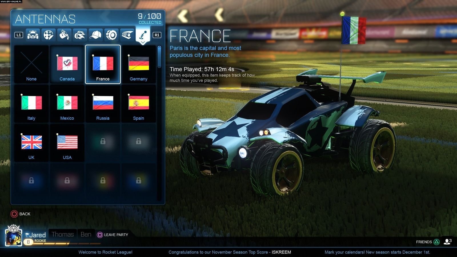Rocket League PC, PS4, XONE, Switch Games Image 103/103, Psyonix