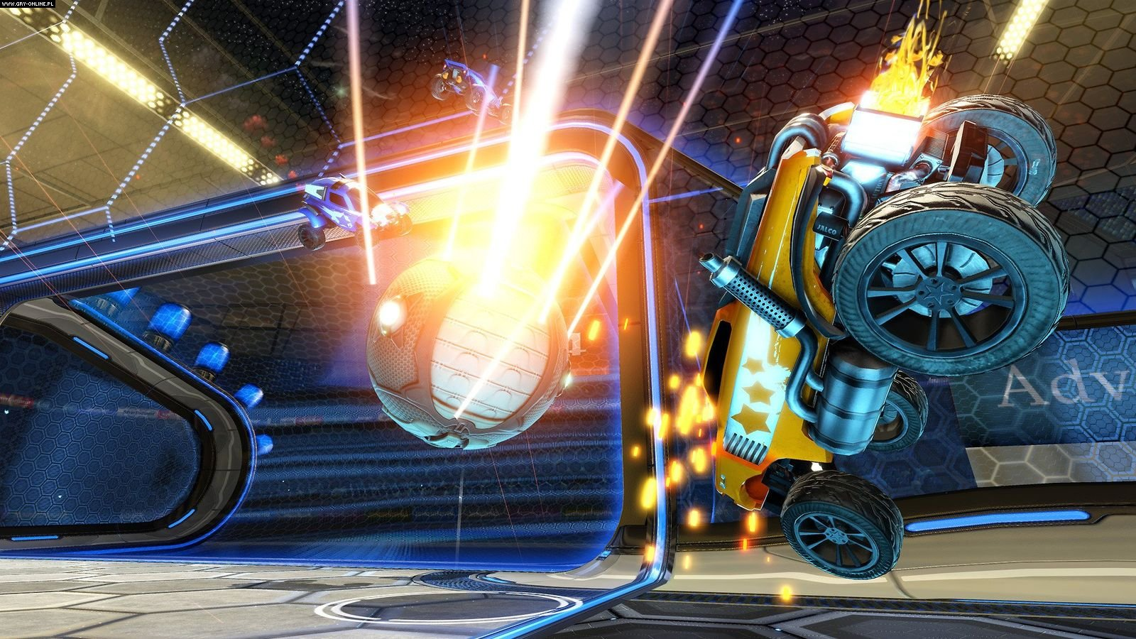 Rocket League PC, PS4, XONE, Switch Games Image 131/134, Psyonix