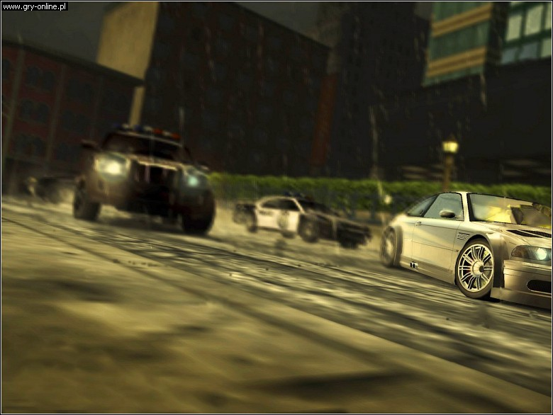 Need for Speed: Most Wanted (2005) PC Games Image 29/77, Electronic Arts Inc.