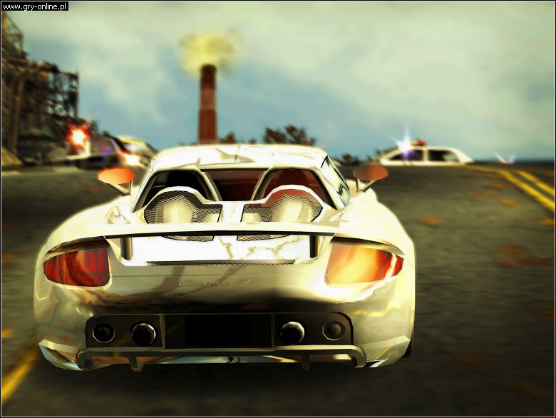 Need for Speed: Most Wanted (2005) PC Games Image 25/77, Electronic Arts Inc.