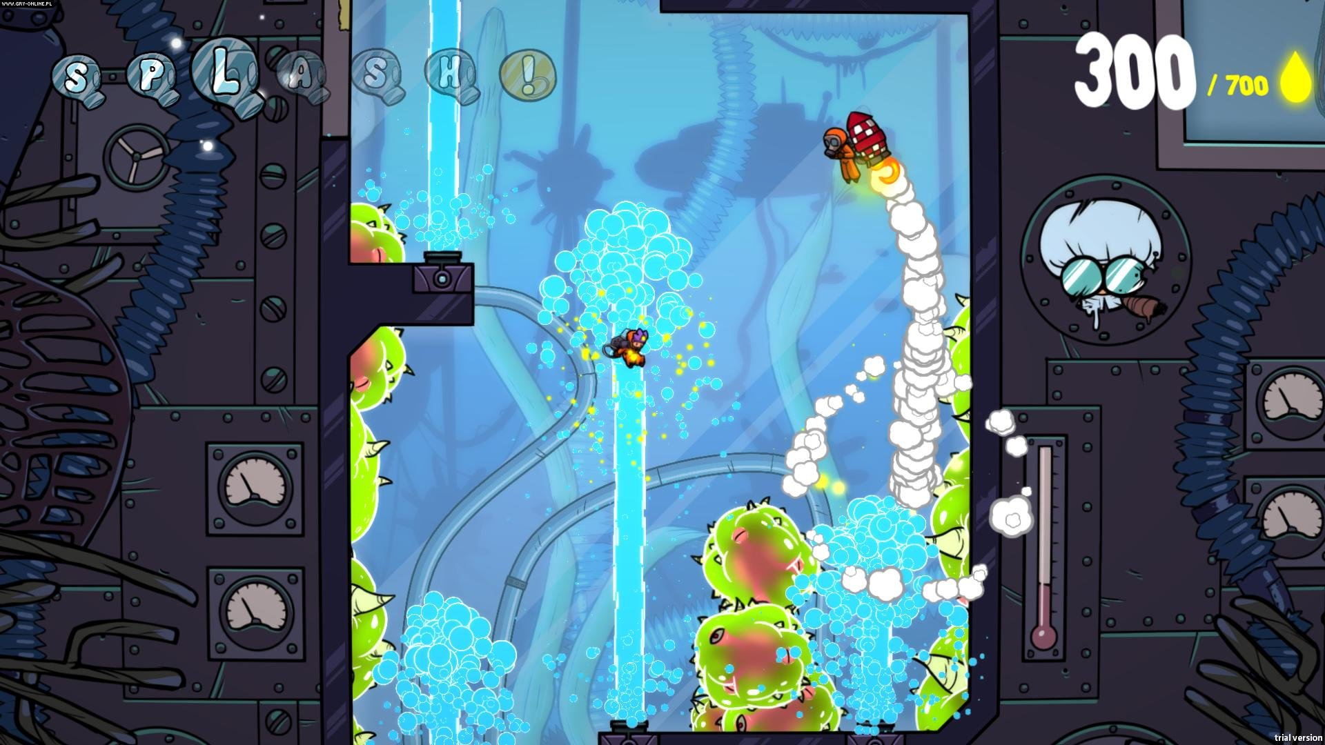 Splasher PC, PS4, XONE, Switch Games Image 11/11, Splashteam, Plug In Digital