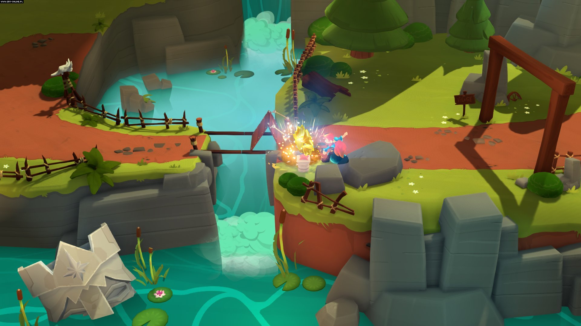 Mages of Mystralia PC Games Image 18/18, Borealys Games