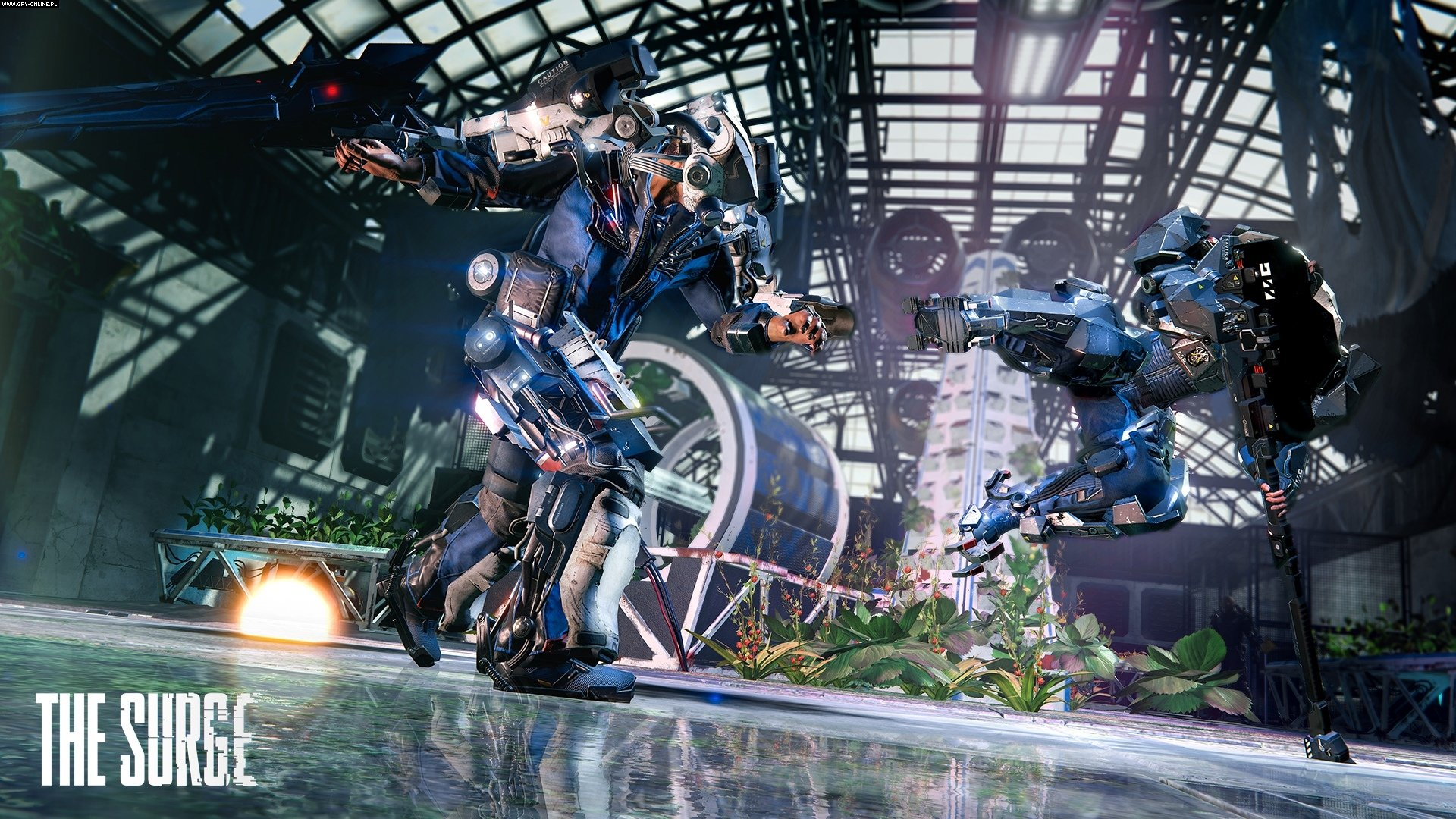 The Surge PC, PS4, XONE Games Image 6/12, Deck13 Interactive, Focus Home Interactive