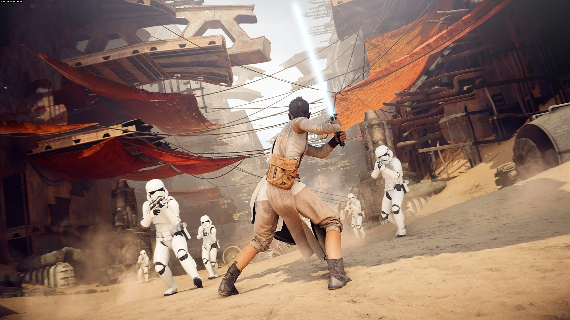 Star Wars: Battlefront II PC, PS4, XONE Games Image 9/32, EA DICE / Digital Illusions CE, Electronic Arts Inc.