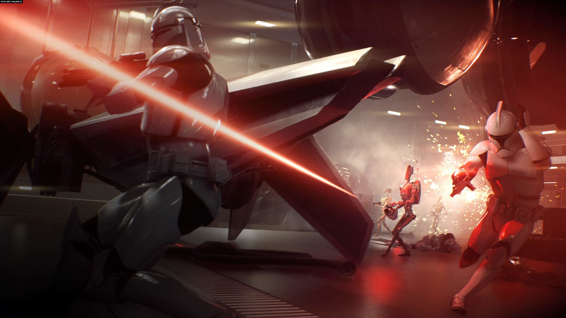 Star Wars: Battlefront II PC, PS4, XONE Games Image 8/32, EA DICE / Digital Illusions CE, Electronic Arts Inc.