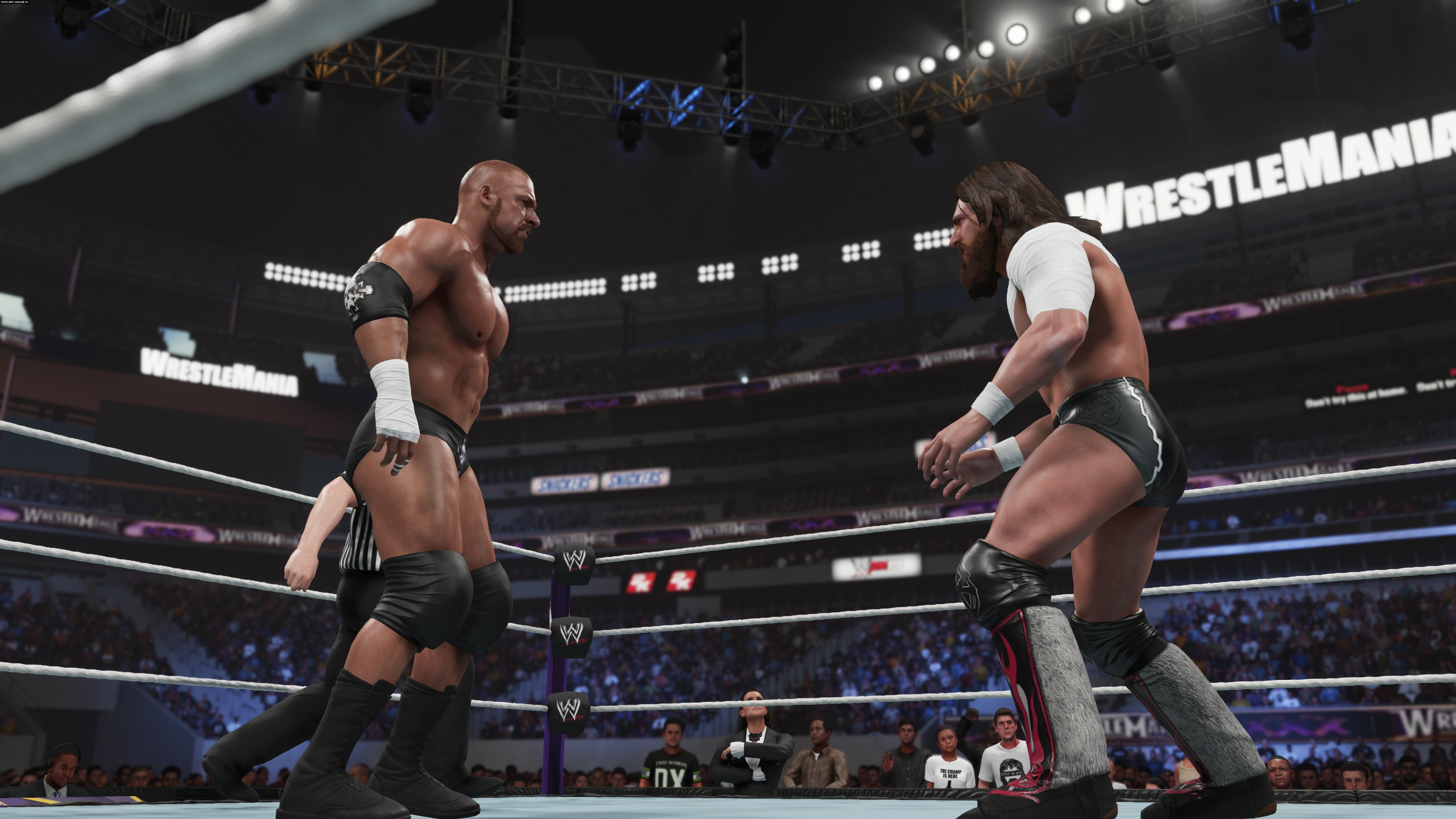 WWE 2K19 PC, PS4, XONE Games Image 14/14, Visual Concepts, 2K Games