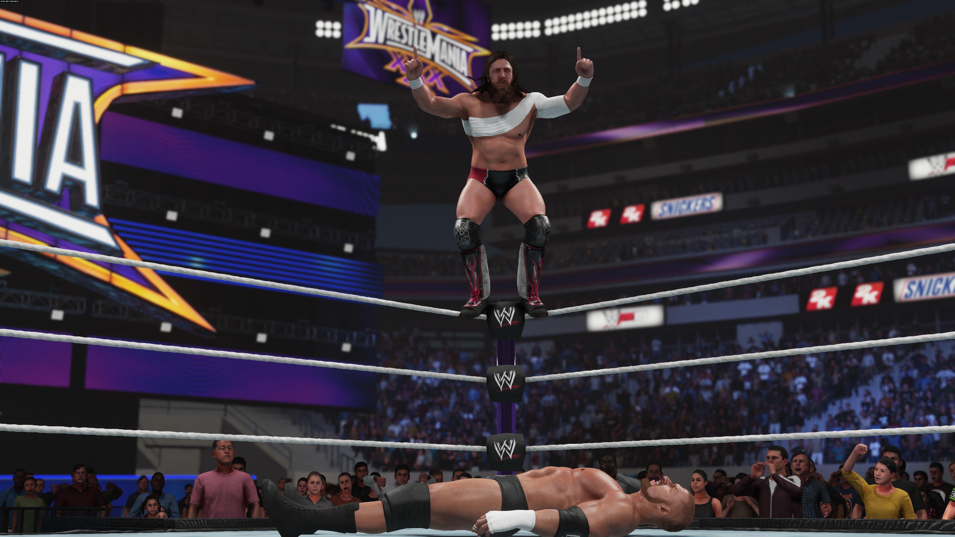 WWE 2K19 PC, PS4, XONE Games Image 5/8, Yuke's, 2K Games