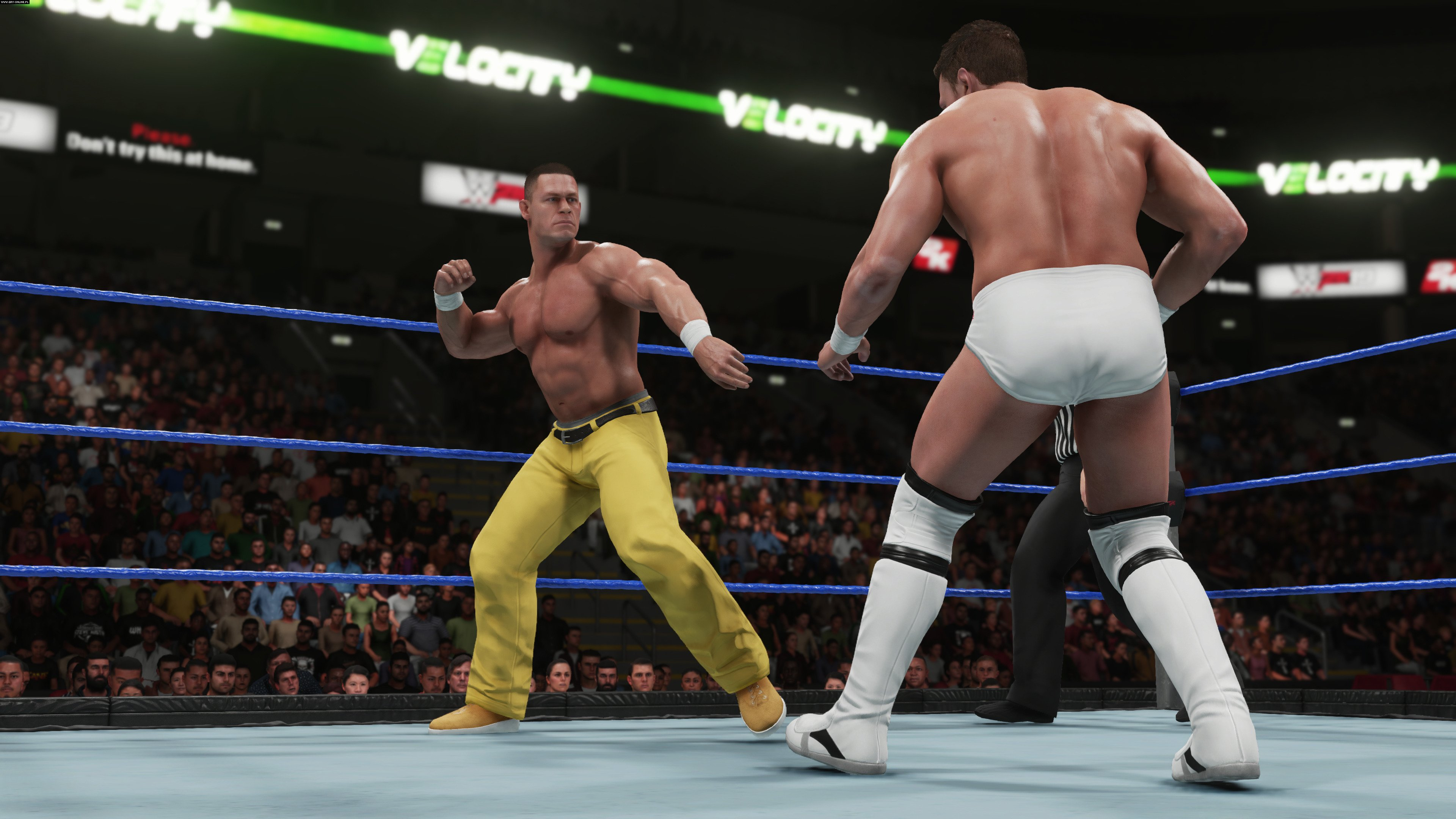 WWE 2K19 PC, PS4, XONE Games Image 2/8, Yuke's, 2K Games