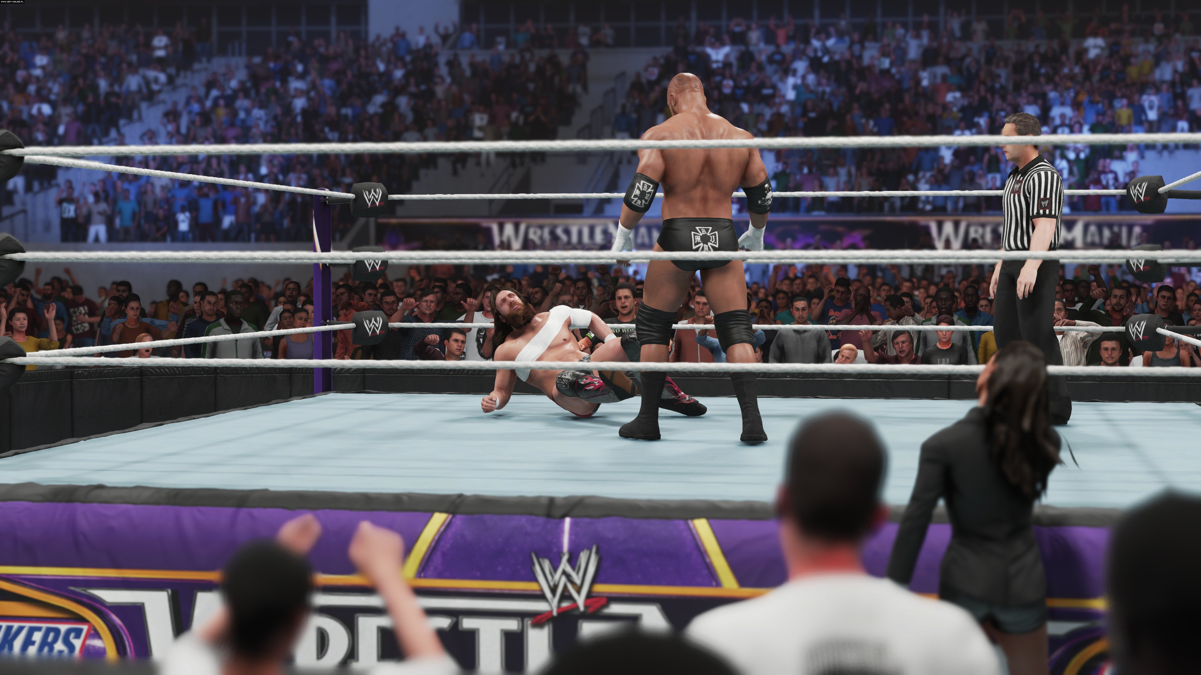 WWE 2K19 PC, PS4, XONE Games Image 7/14, Visual Concepts, 2K Games