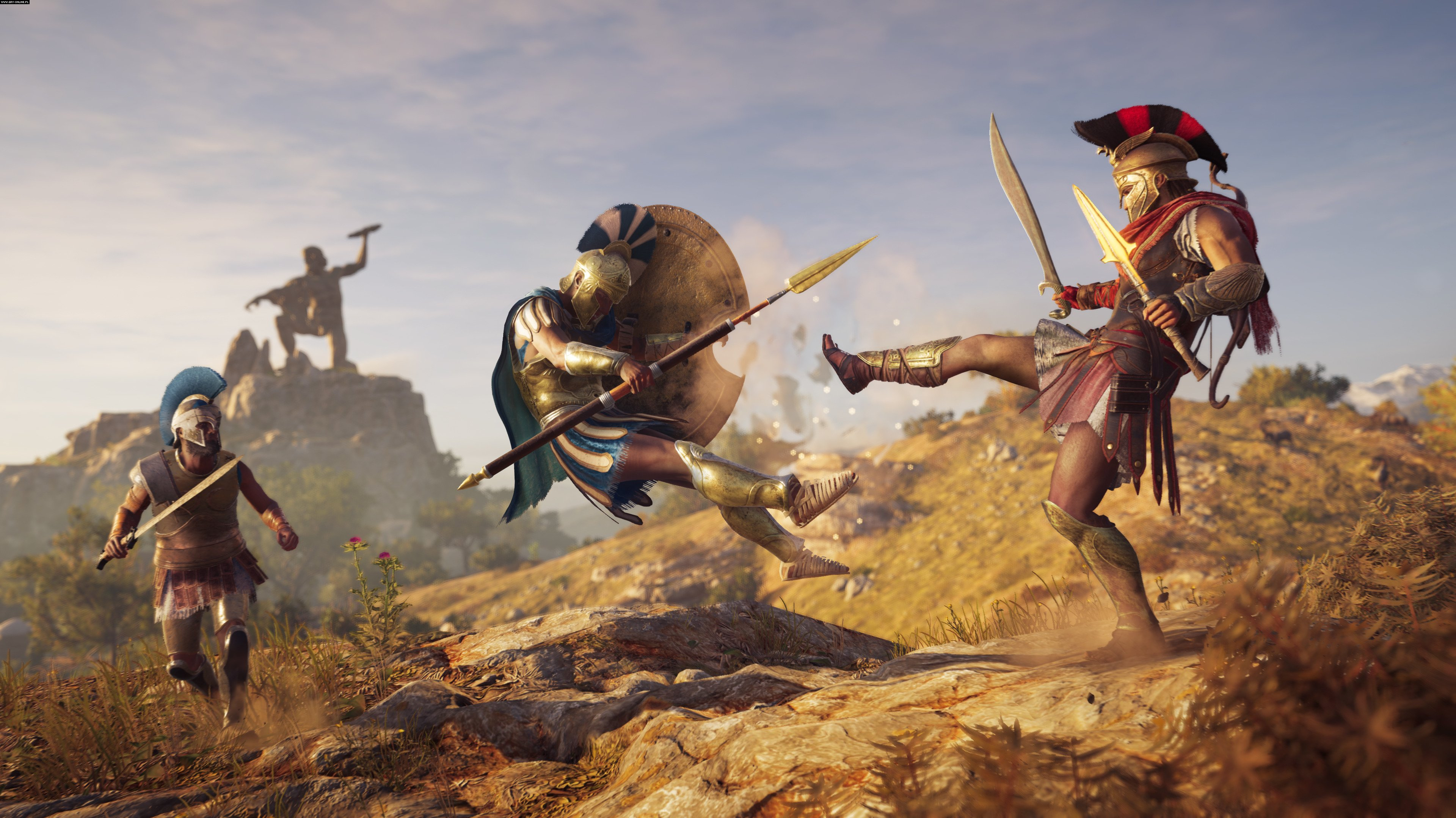 Assassin's Creed Odyssey PC, PS4, XONE Games Image 22/47, Ubisoft