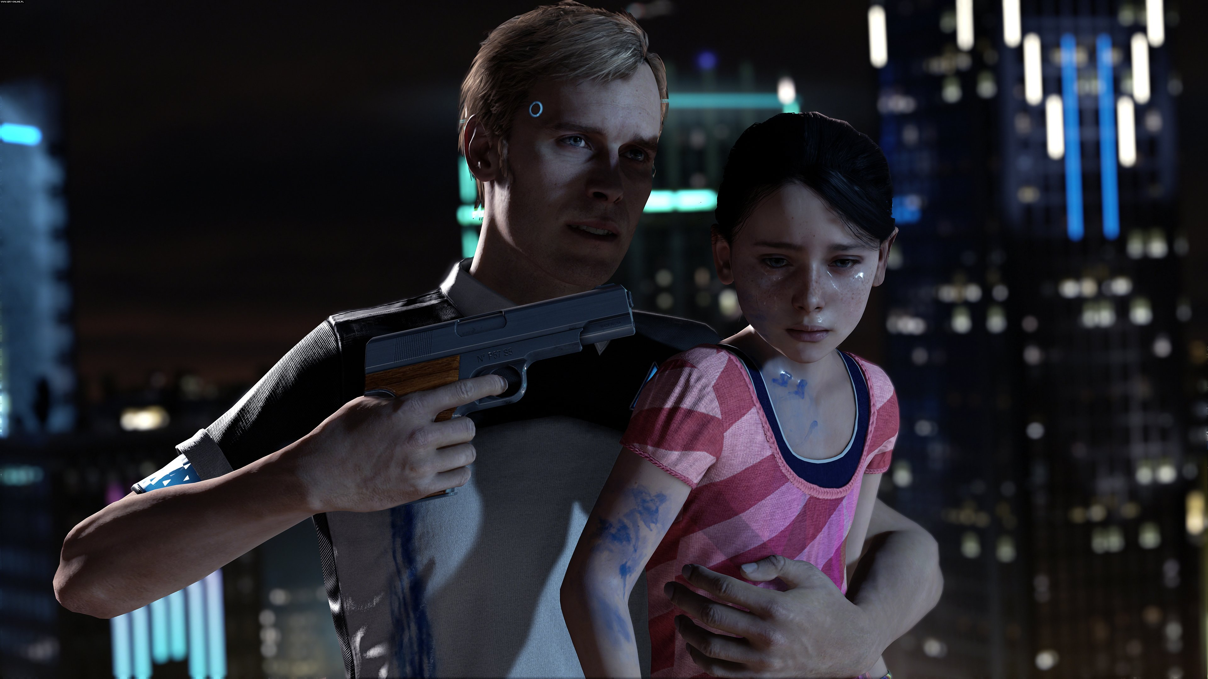 Detroit: Become Human PS4 Games Image 44/67, Quantic Dream, Sony Interactive Entertainment