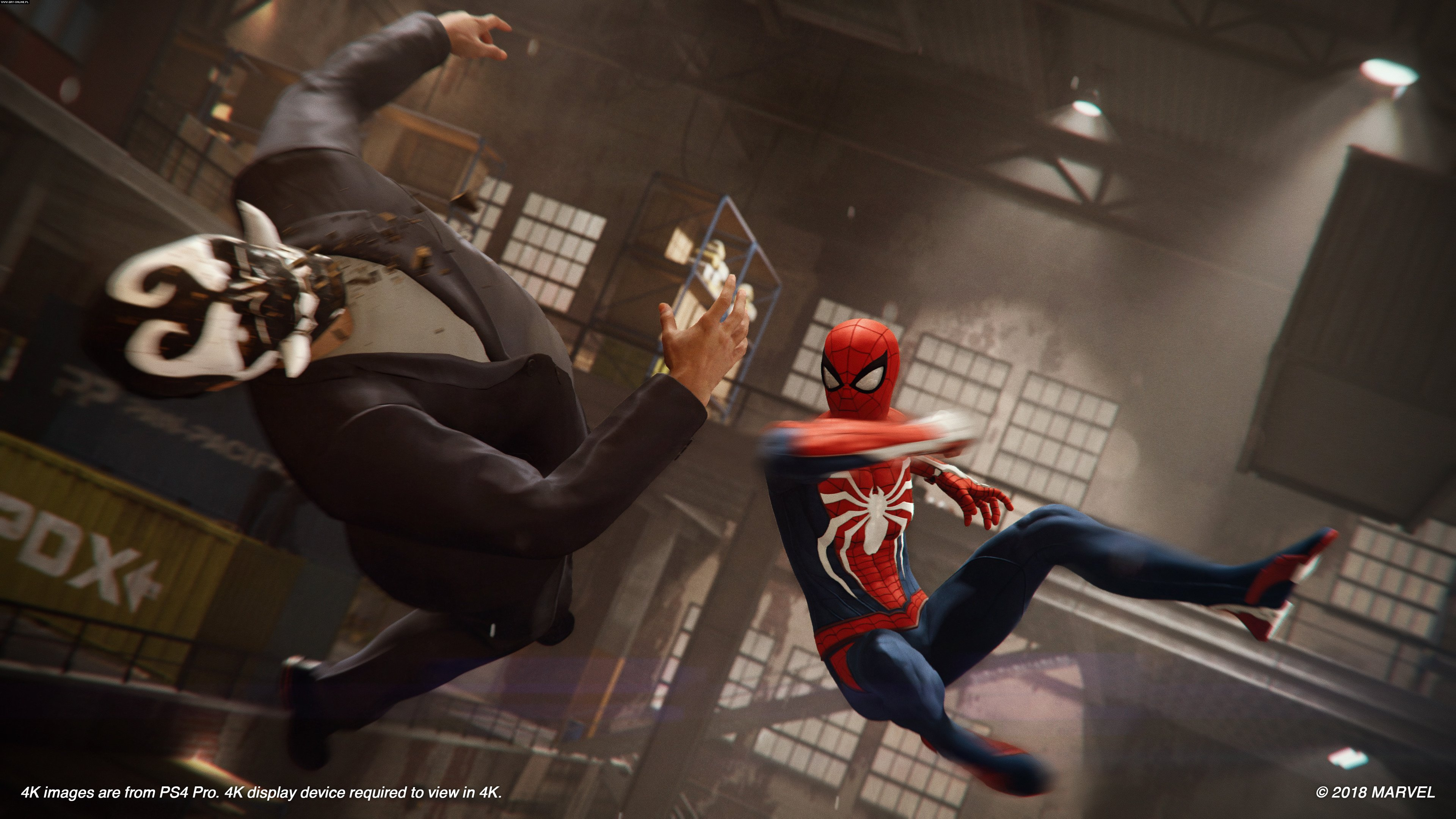 Spider-Man PS4 Games Image 19/45, Insomniac Games, Sony Interactive Entertainment