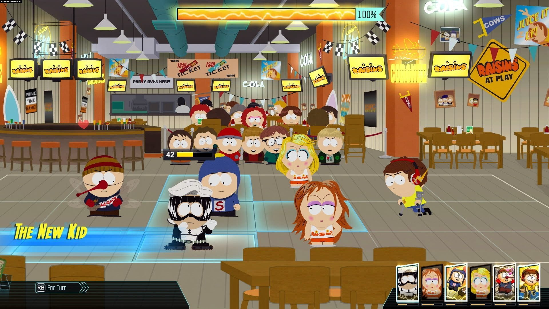 South Park: The Fractured But Whole PC, PS4, XONE, Switch Games Image 10/47, Ubisoft