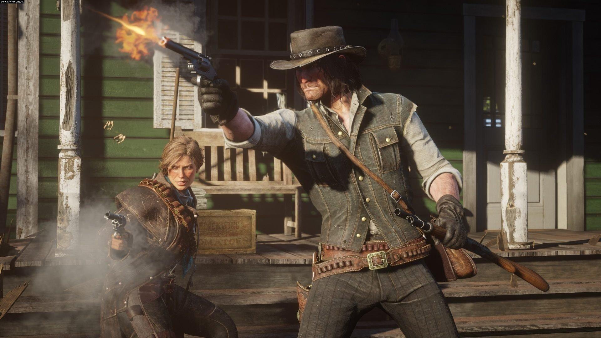 Red Dead Redemption II PS4, XONE Games Image 9/55, Rockstar Games