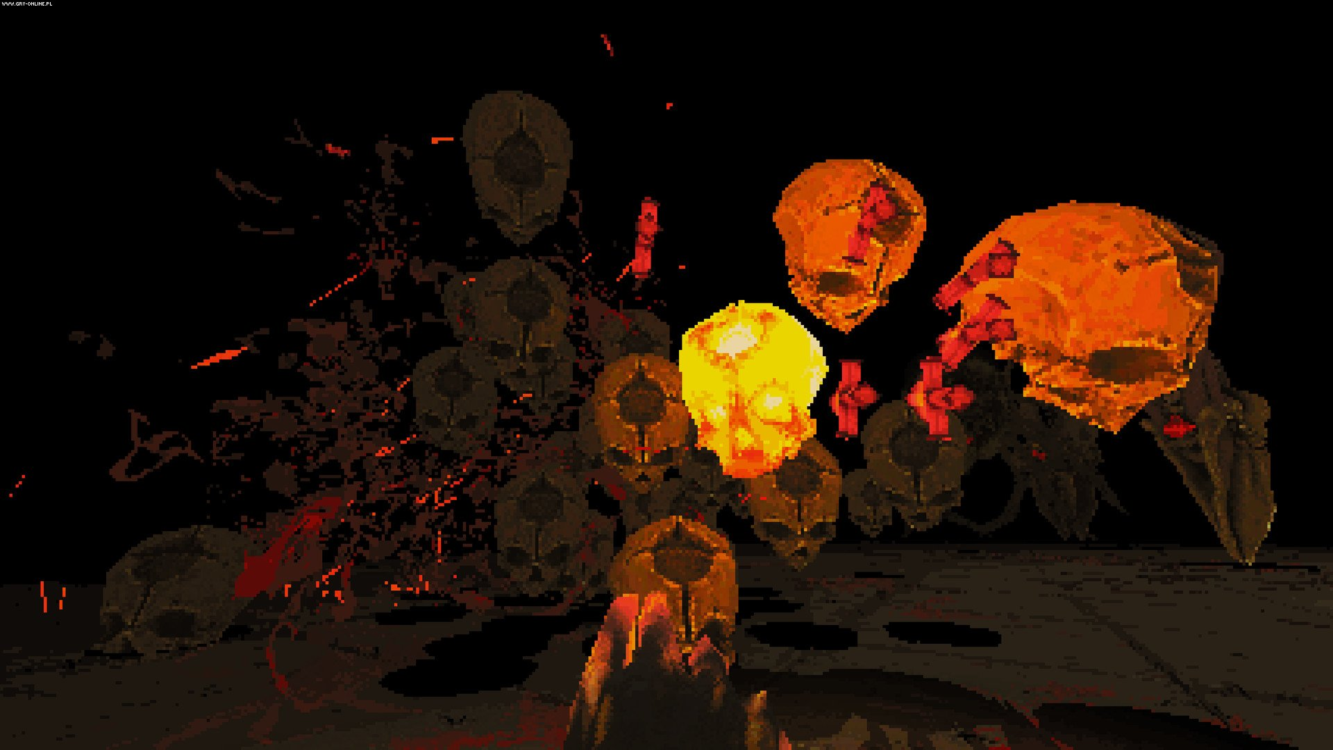 Devil Daggers PC Games Image 6/6, Sorath