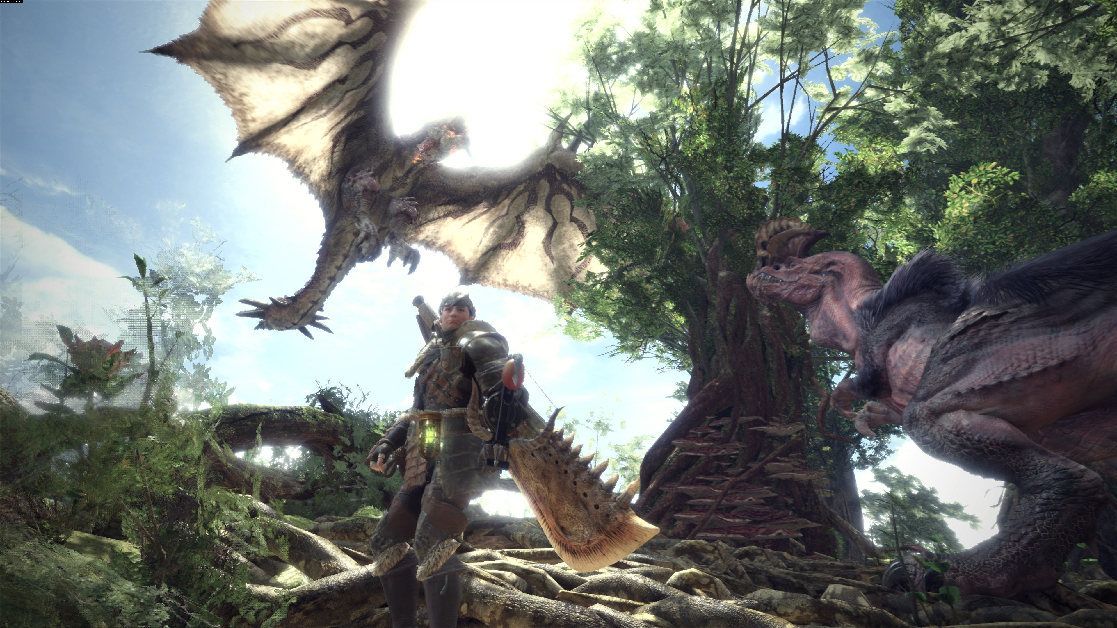Monster Hunter: World PC, PS4, XONE Games Image 43/48, Capcom