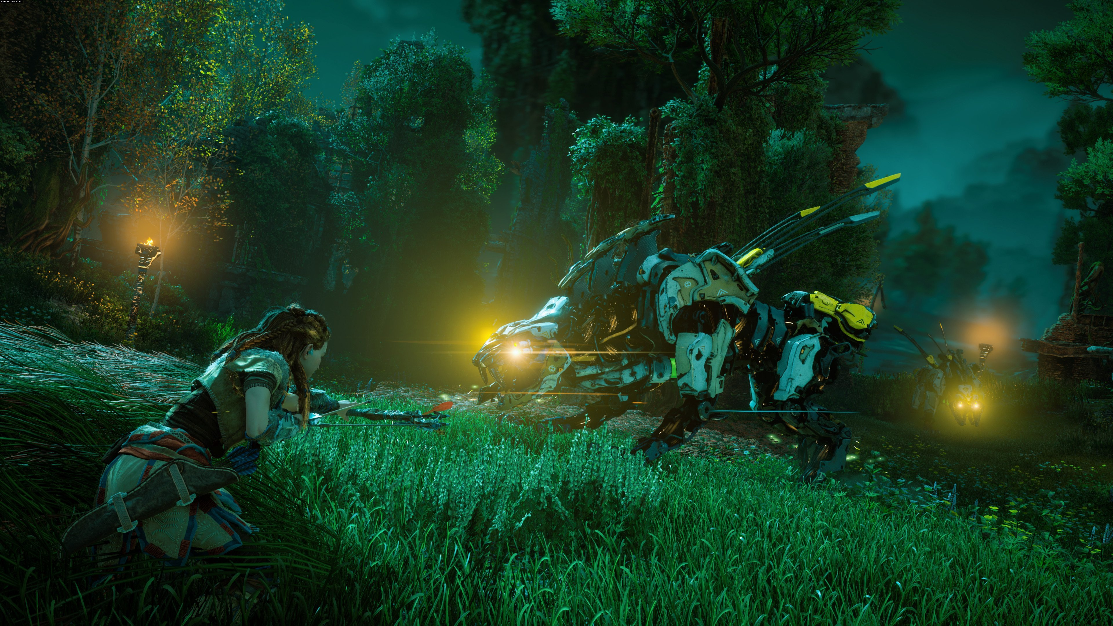 Horizon Zero Dawn PS4 Games Image 81/131, Guerrilla Games, Sony Interactive Entertainment