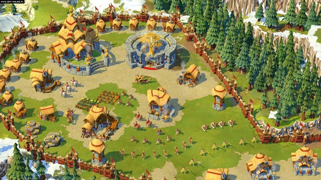 Age of Empires Online PC Games Image 49/90, Gas Powered Games, Microsoft