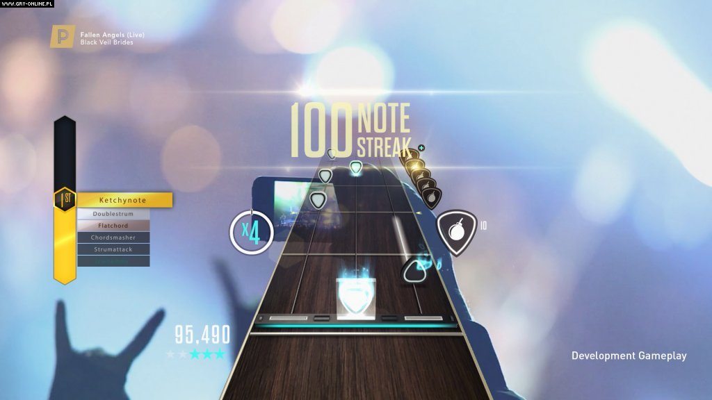 how to play multiplayer on guitar hero live