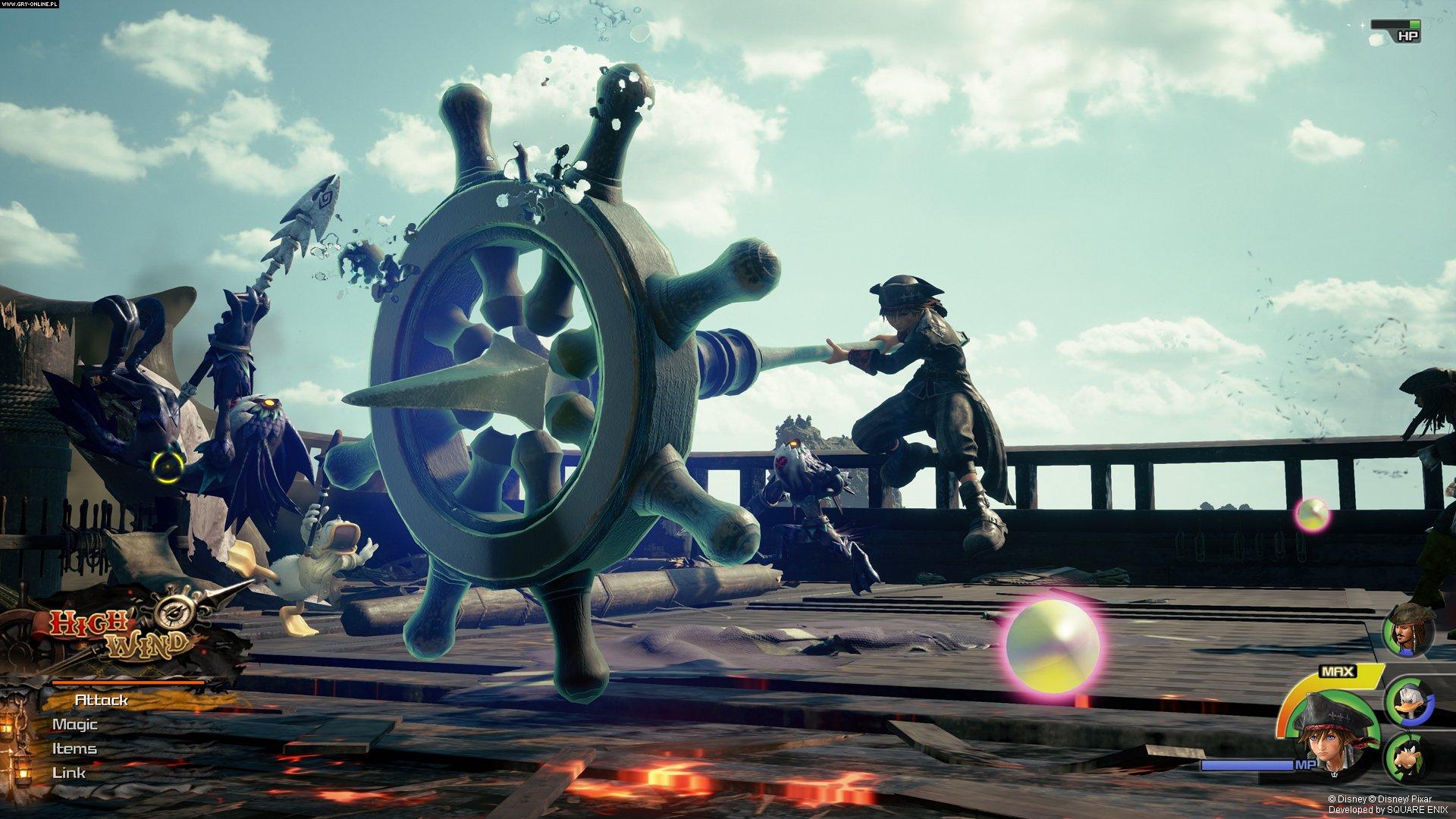 Kingdom Hearts III PS4, XONE Games Image 105/191, Square-Enix / Eidos