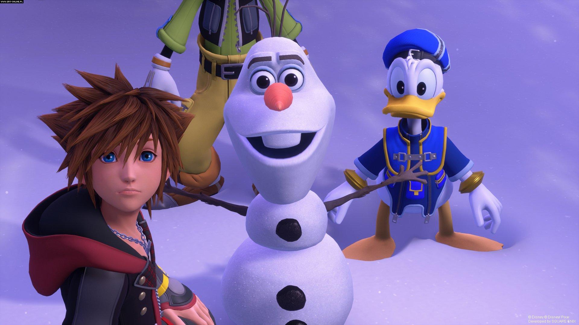 Kingdom Hearts III PS4, XONE Games Image 93/191, Square-Enix / Eidos