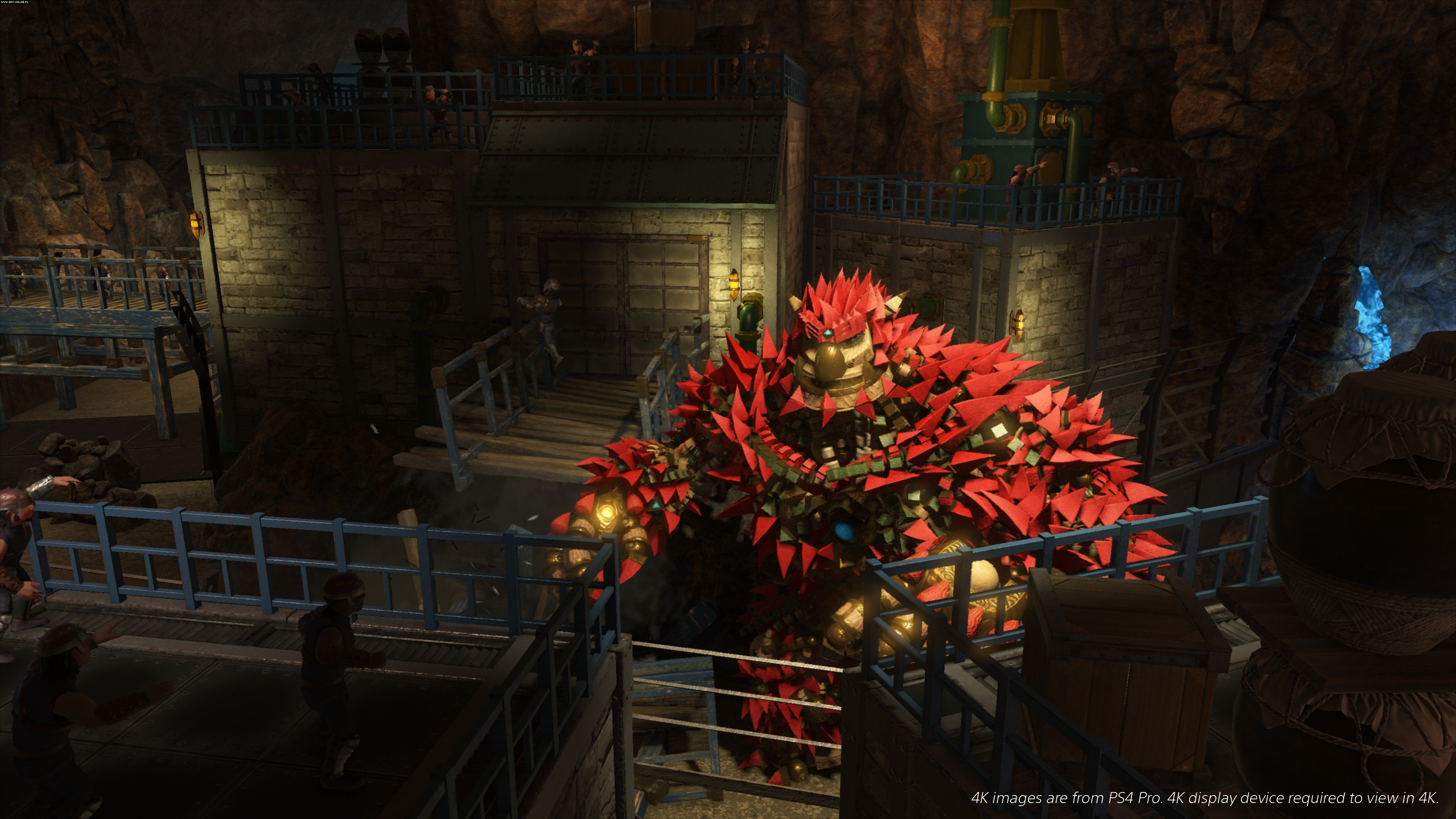 Knack 2 PS4 Games Image 7/7, Sony Interactive Entertainment