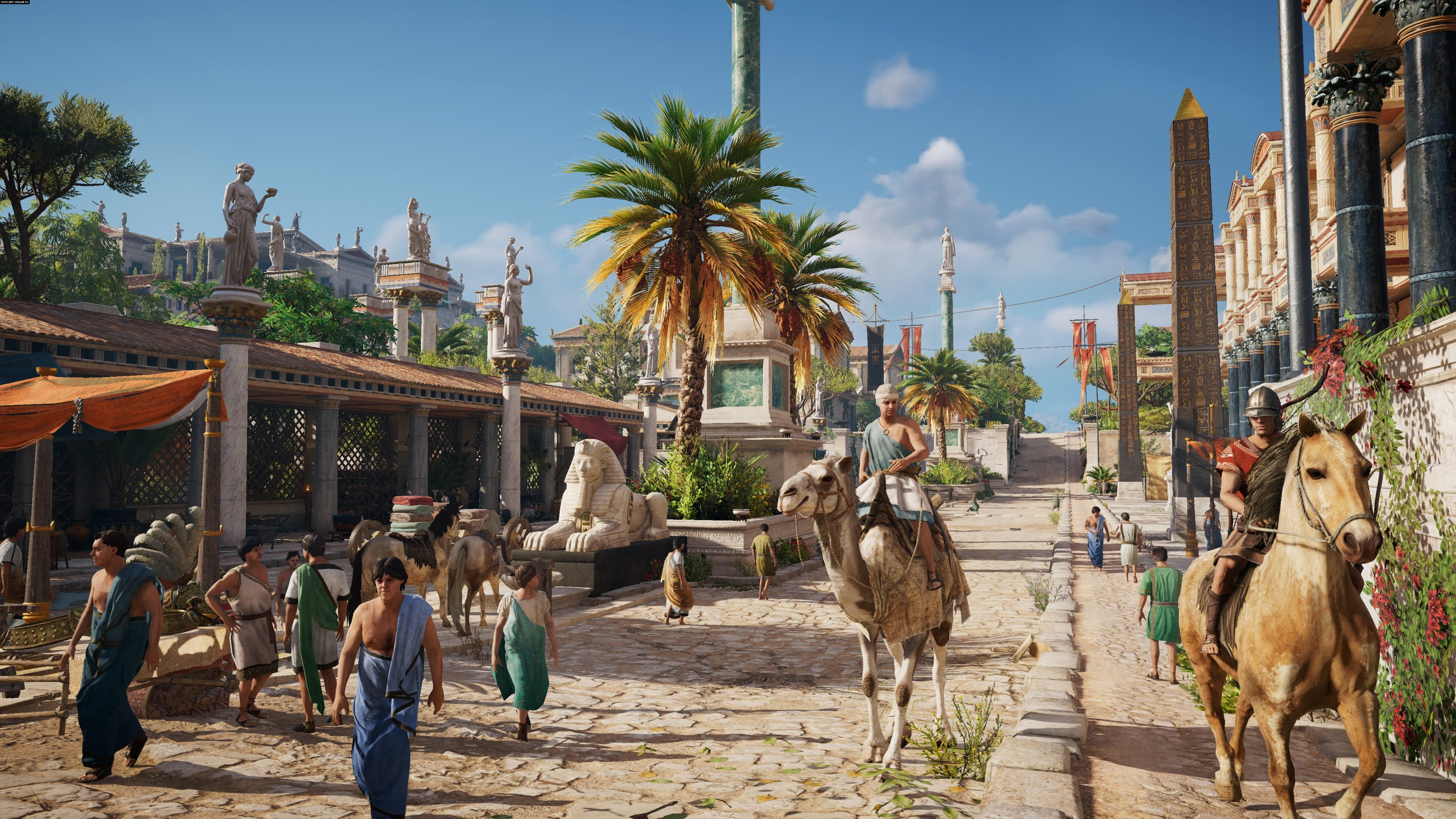 Assassin's Creed Origins PC, PS4, XONE Games Image 58/96, Ubisoft
