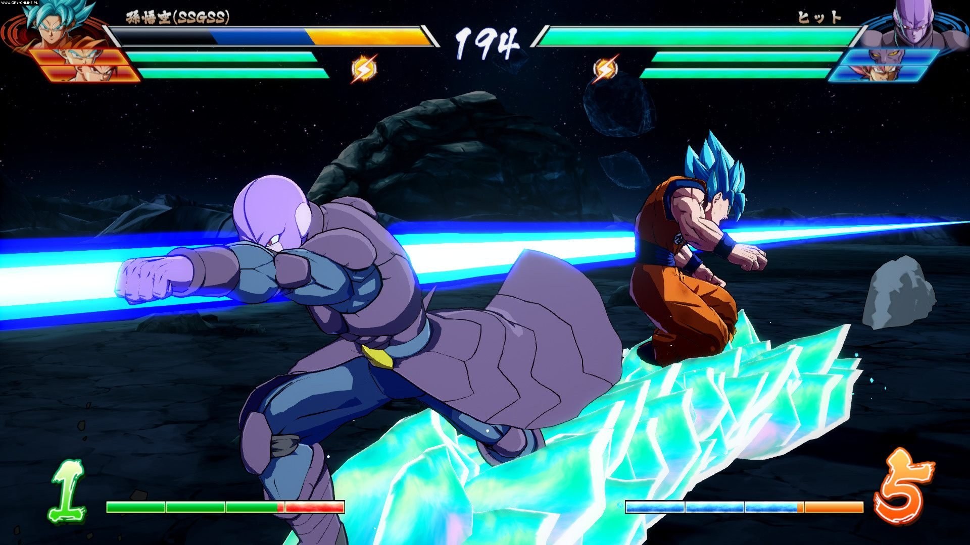Dragon Ball FighterZ PC, PS4, XONE Games Image 48/158, Arc System Works, Bandai Namco Entertainment