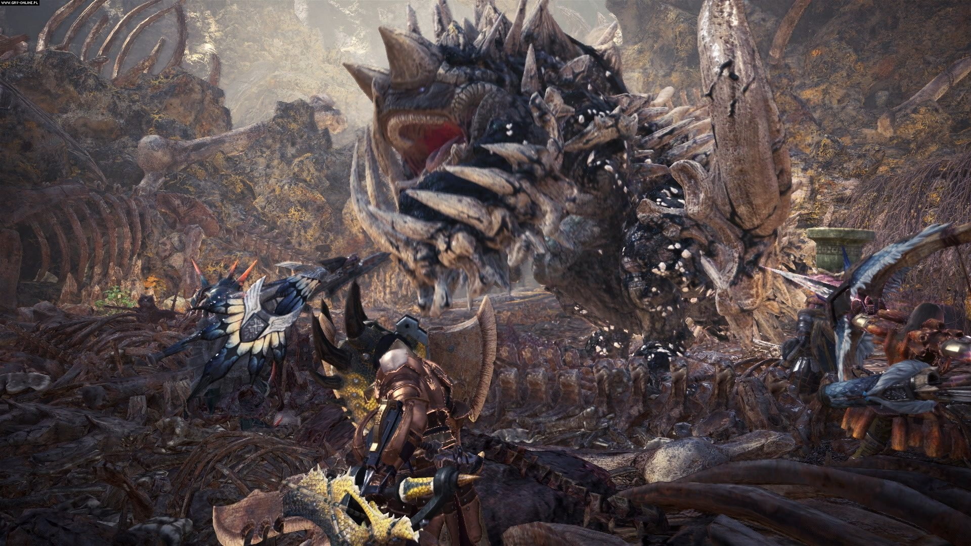 Monster Hunter World PC, PS4, XONE Games Image 7/35, Capcom
