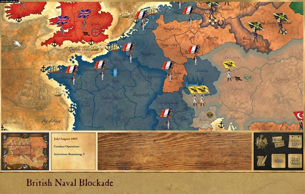 Victory and Glory: Napoleon PC Games Image 7/7, Electric Games, Matrix Games/Slitherine