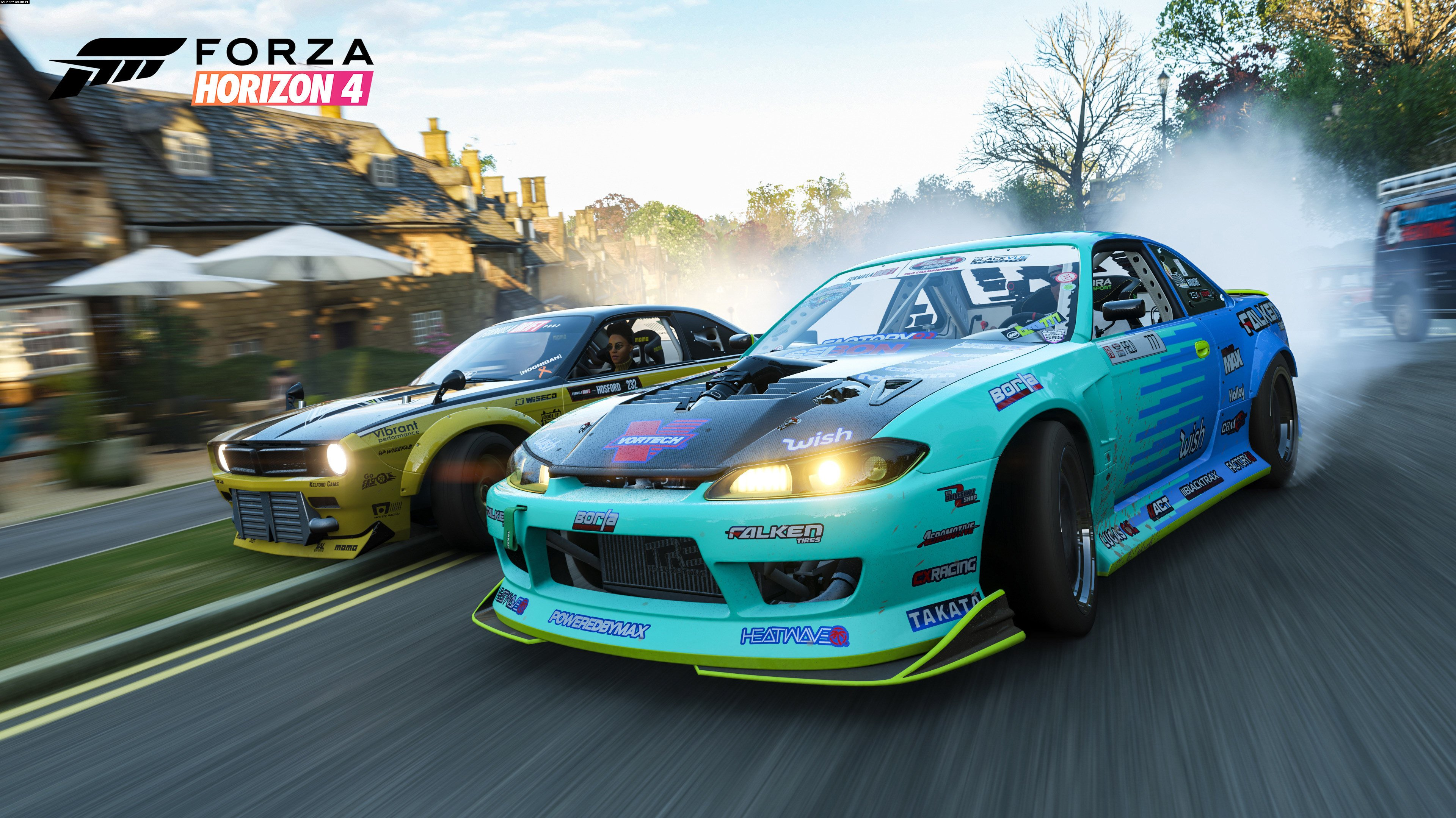 Forza Horizon 4 download PC | Bandits Game - Download and hack