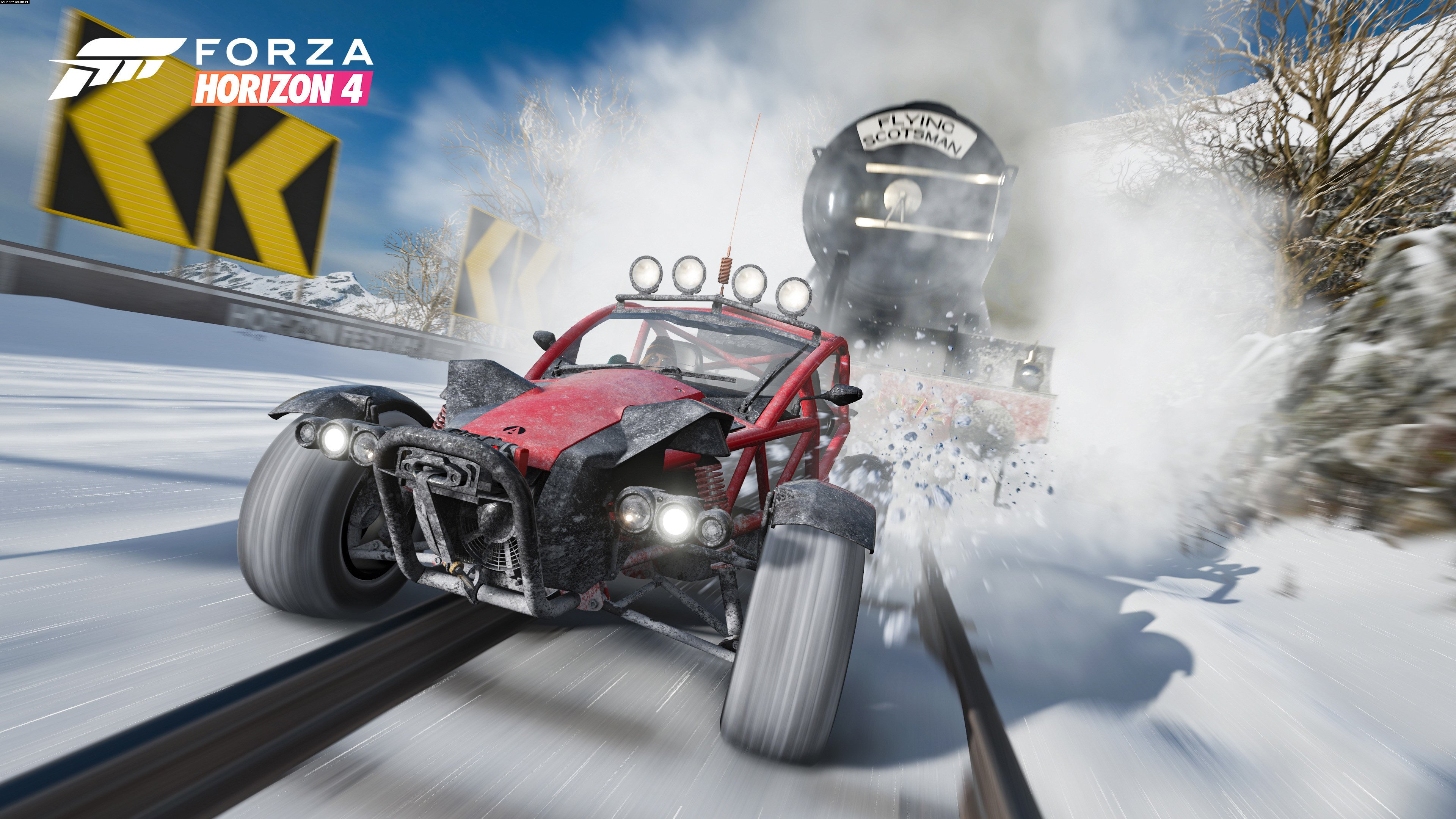 Forza Horizon 4 download PC | Bandits Game - Download and hack