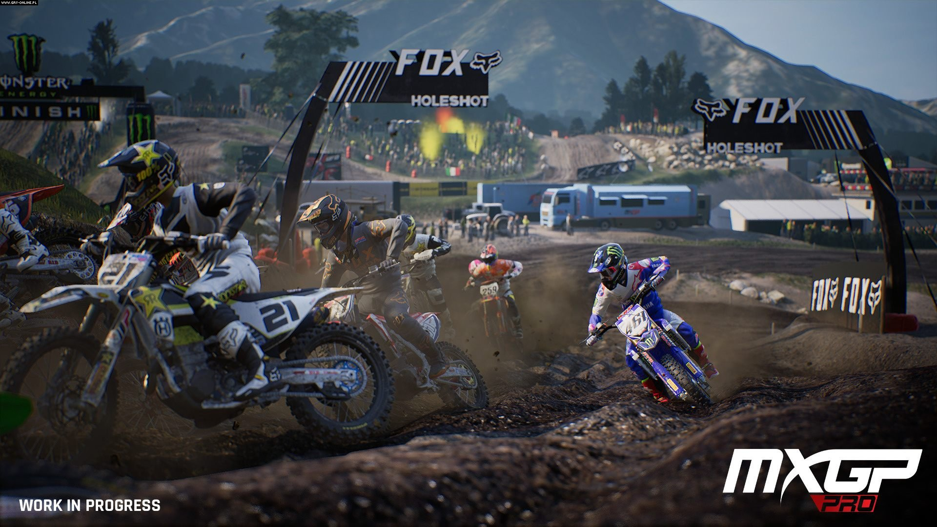 MXGP PRO PC, PS4, XONE Games Image 25/42, Milestone