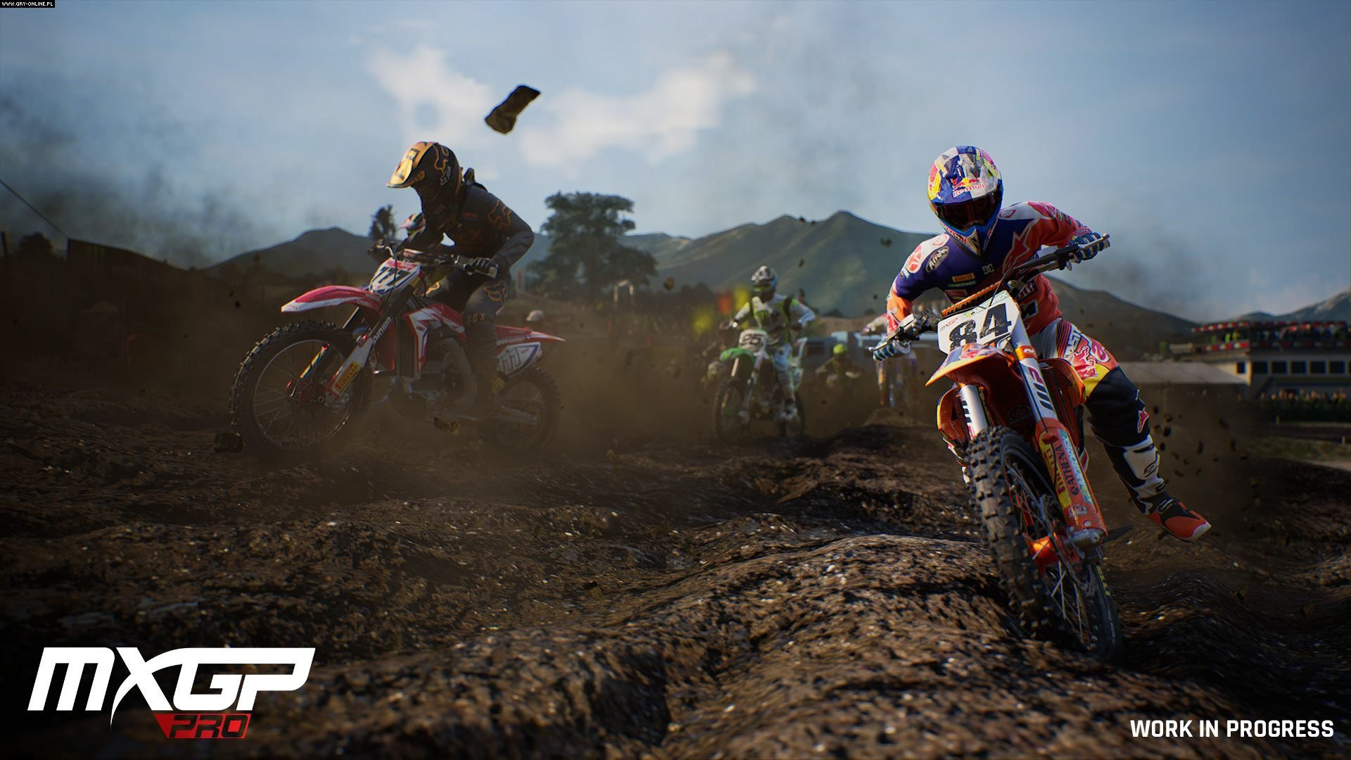 MXGP PRO PC, PS4, XONE Games Image 23/42, Milestone