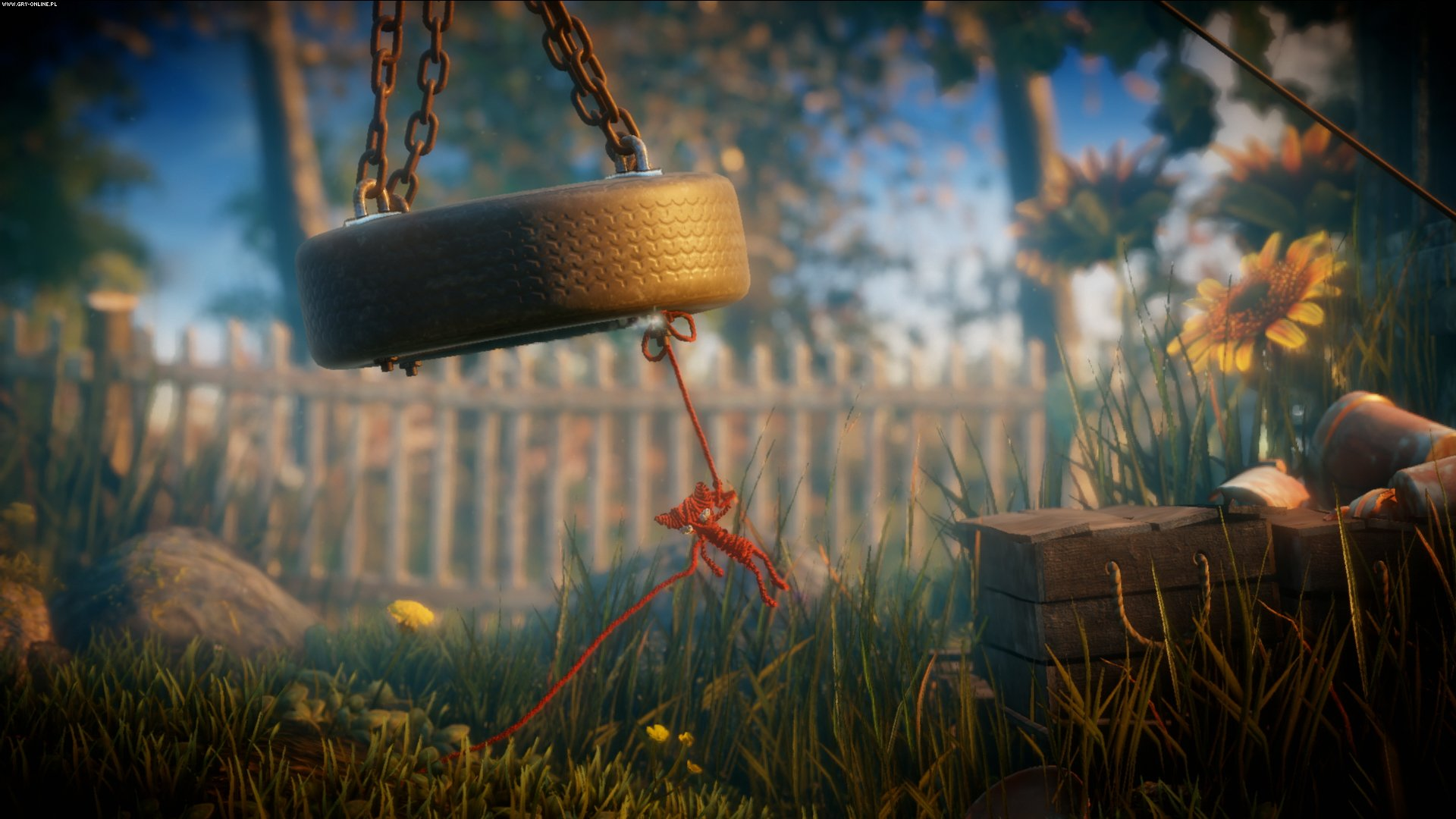 Unravel PC, XONE, PS4 Games Image 37/37, Coldwood Interactive AB, Electronic Arts Inc.