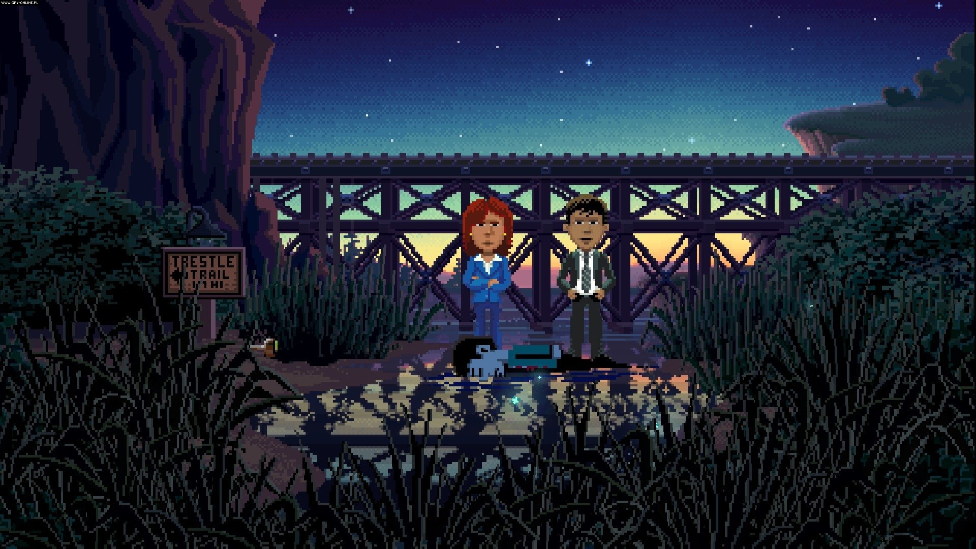 Thimbleweed Park PC, PS4, XONE, AND, iOS, Switch Games Image 24/24, Terrible Toybox