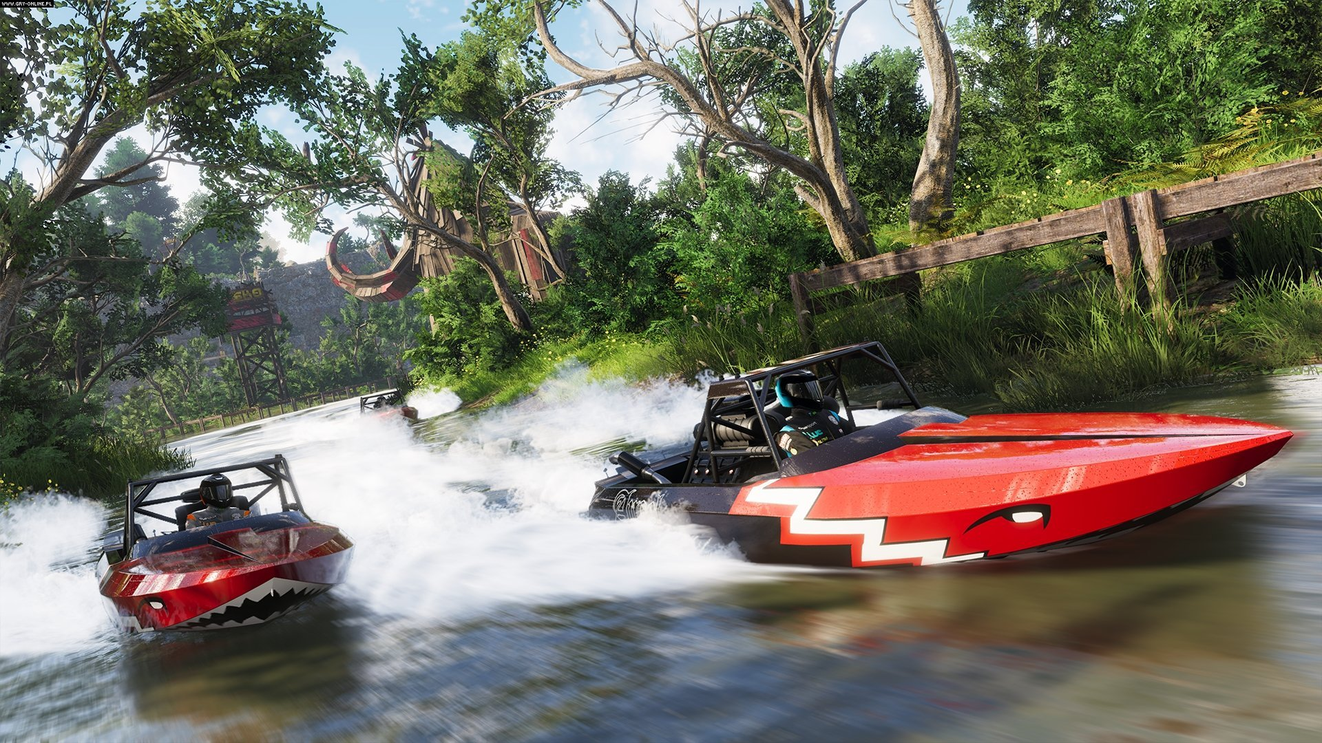 The Crew 2 PC, PS4, XONE Games Image 12/15, Ivory Tower, Ubisoft