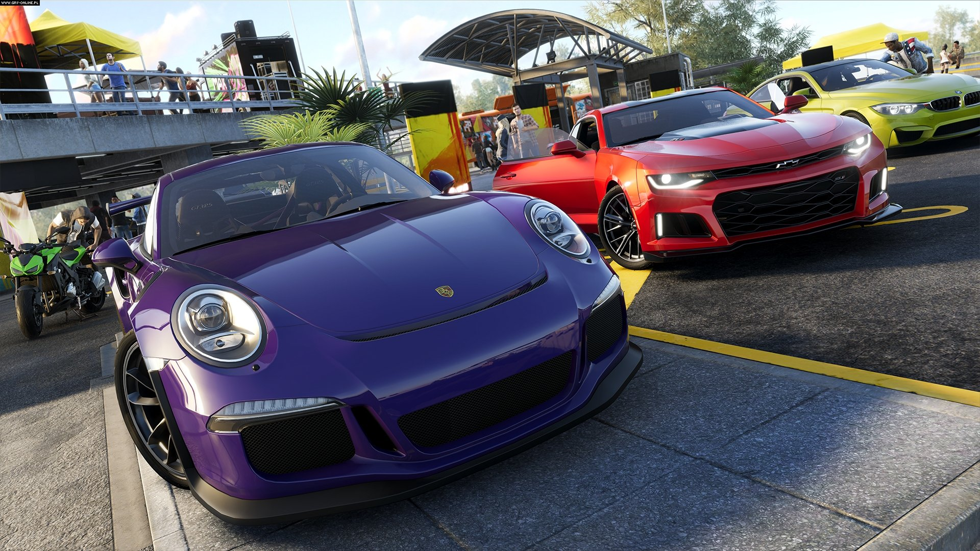 The Crew 2 PC, PS4, XONE Games Image 11/15, Ivory Tower, Ubisoft