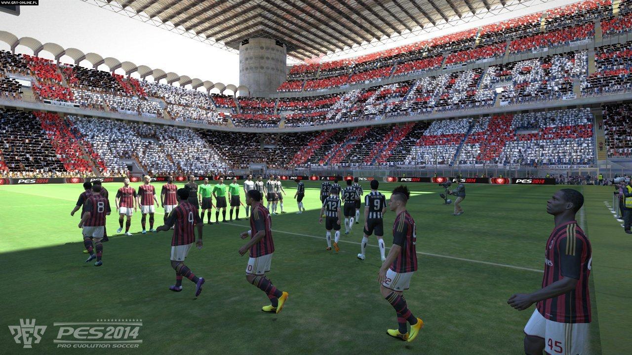 Pro Evolution Soccer 2014 - screenshots gallery - screenshot
