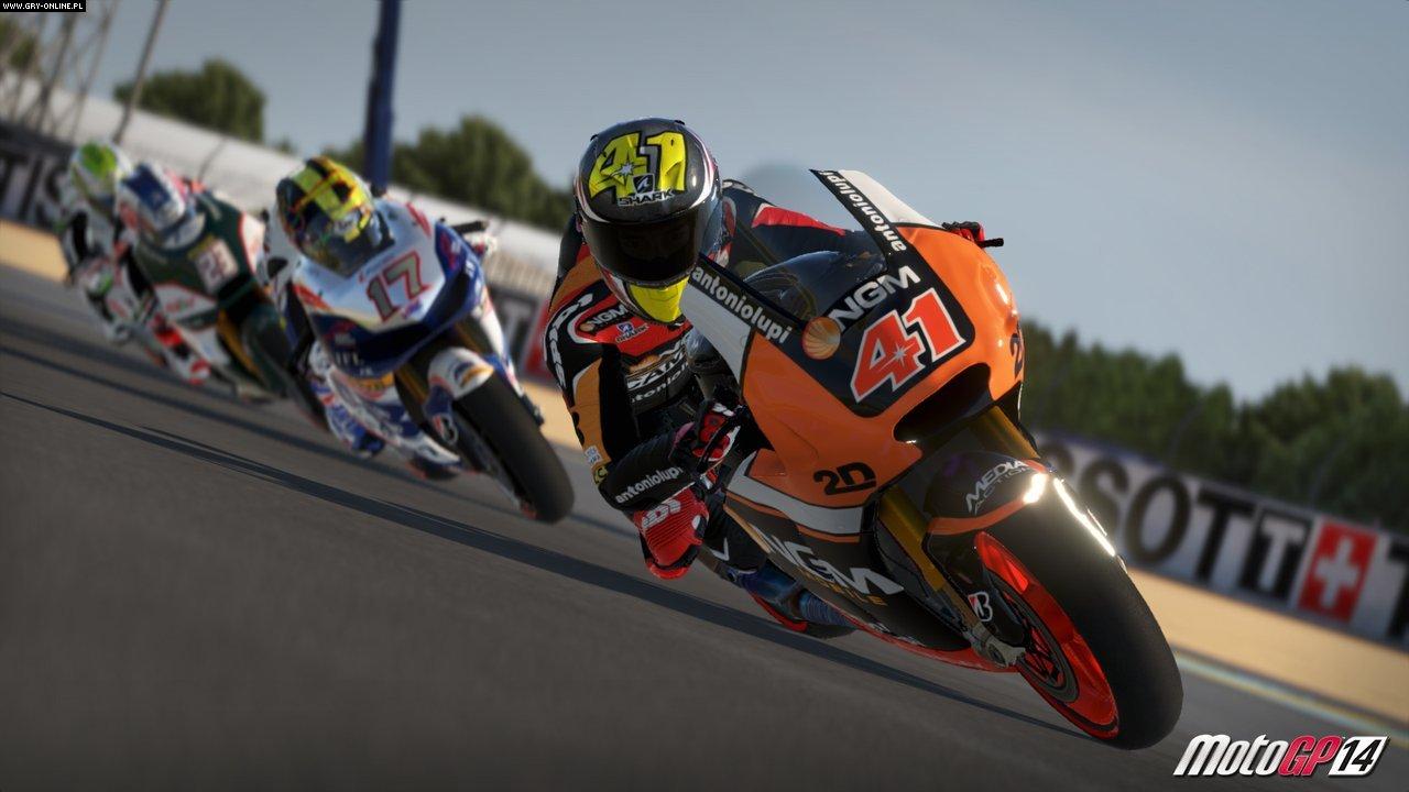 MotoGP 14 - screenshots gallery - screenshot 5/33 - gamepressure.com