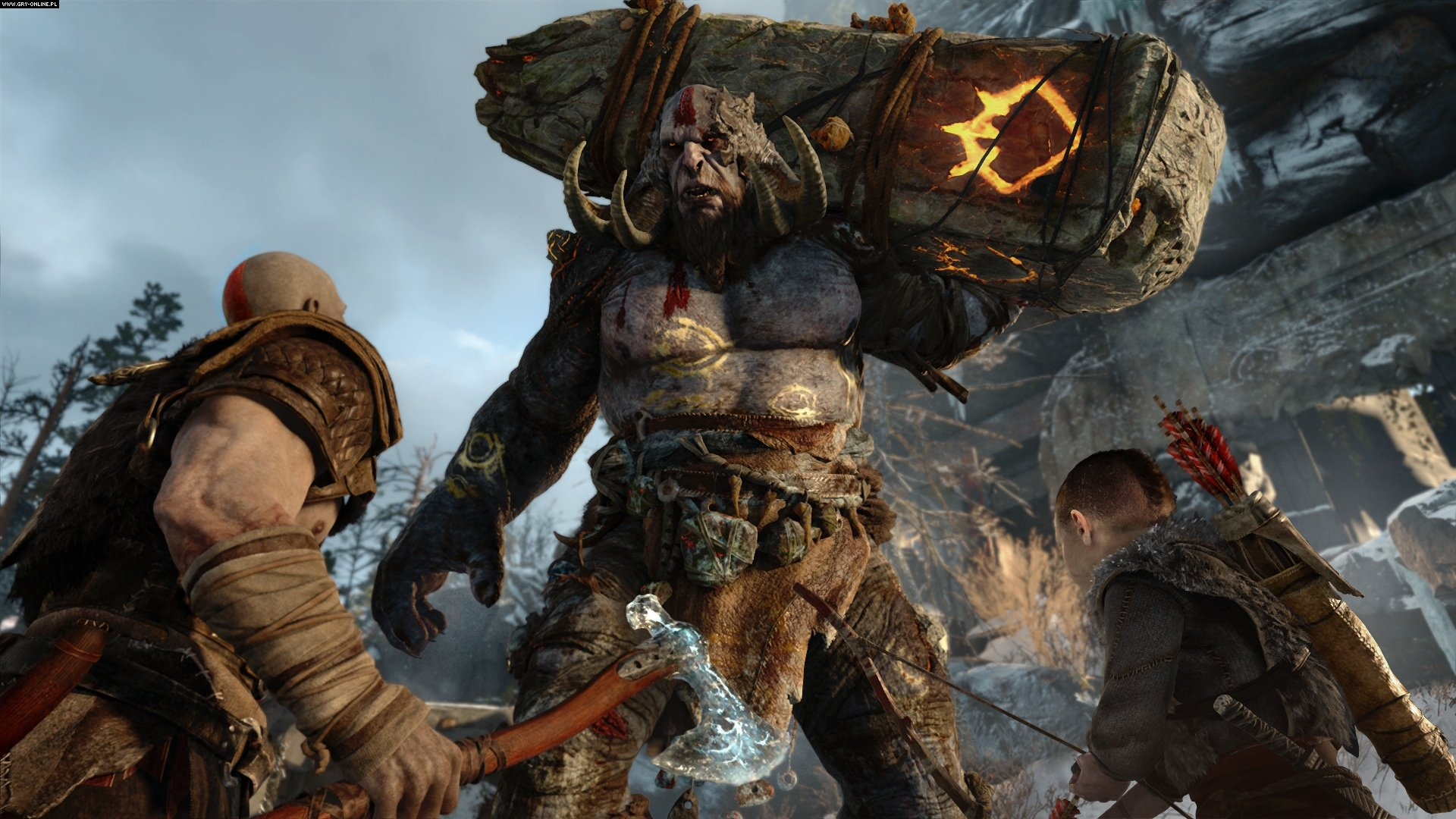 God of War PS4 Games Image 31/33, Sony Interactive Entertainment