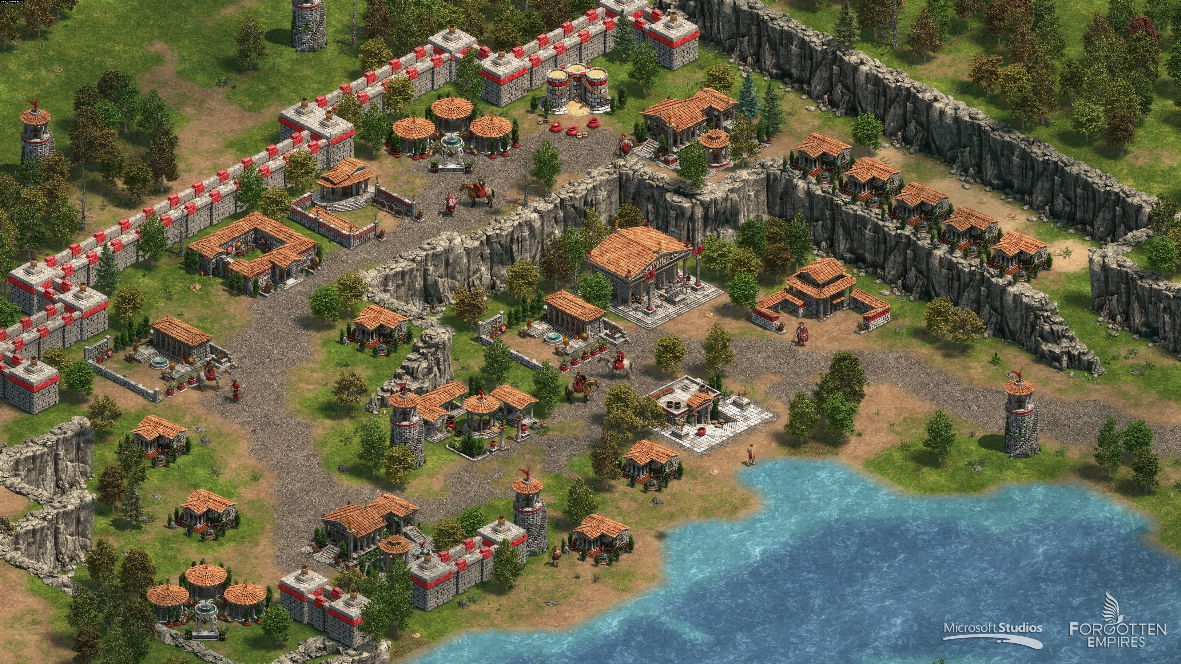 Age of Empires: Definitive Edition PC Games Image 5/12, Forgotten Empires,