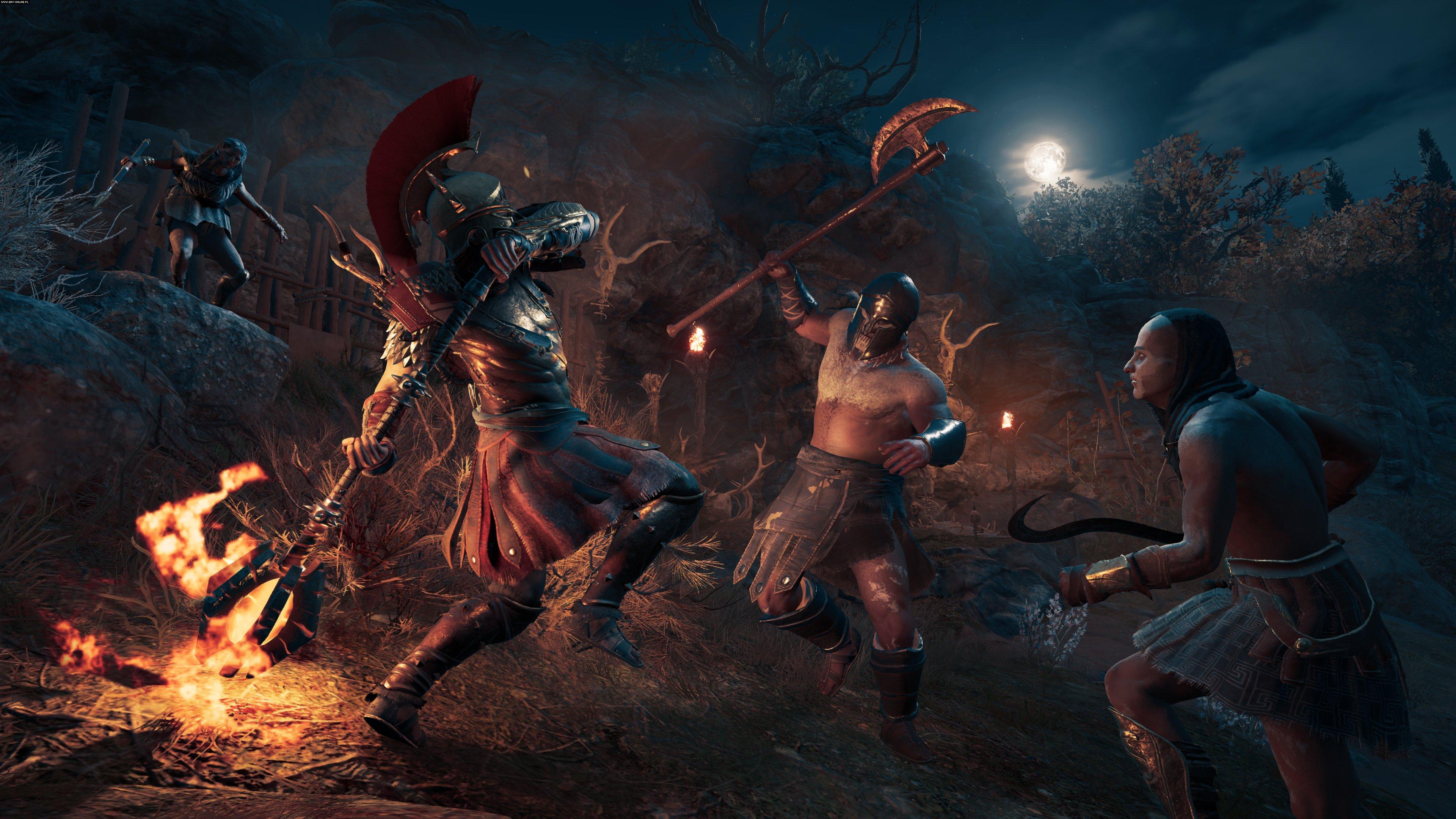 Assassin's Creed Odyssey PC, PS4, XONE Games Image 14/47, Ubisoft