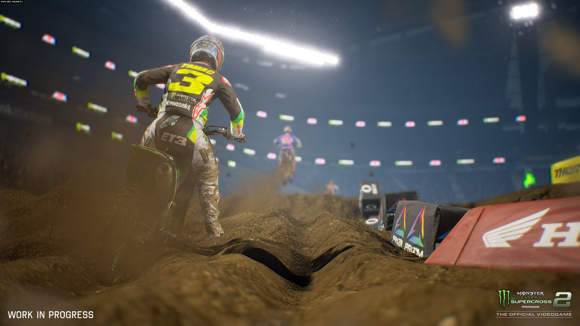 Monster Energy Supercross The Official Videogame 2 Free Download
